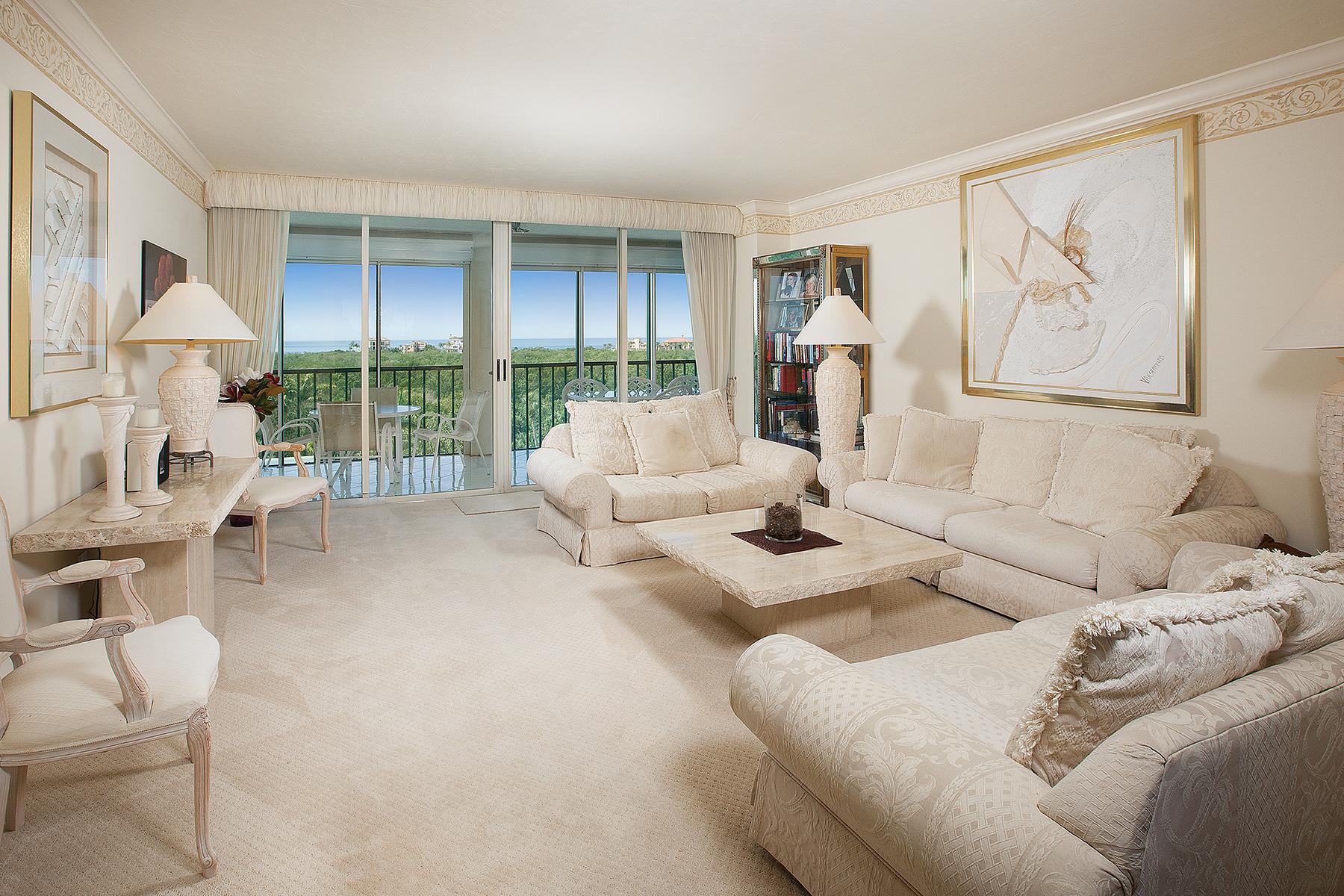コンドミニアム のために 売買 アット PELICAN BAY - CLARIDGE 7515 Pelican Bay Blvd 6B Naples, フロリダ, 34108 アメリカ合衆国