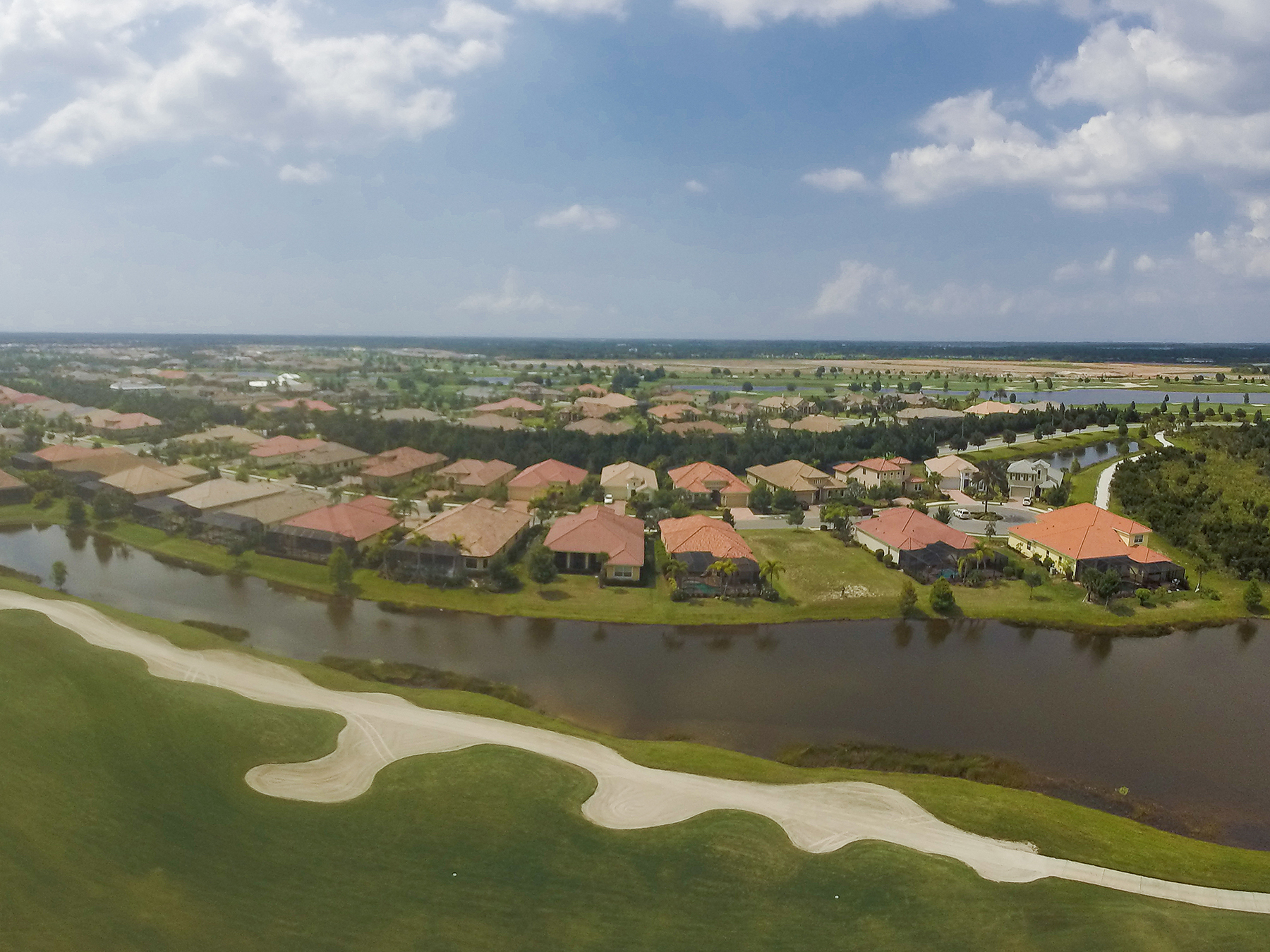 Terrain pour l Vente à LAKEWOOD RANCH - COUNTRY CLUB EAST 15608 Leven Links Pl 15 Lakewood Ranch, Florida, 34202 États-Unis