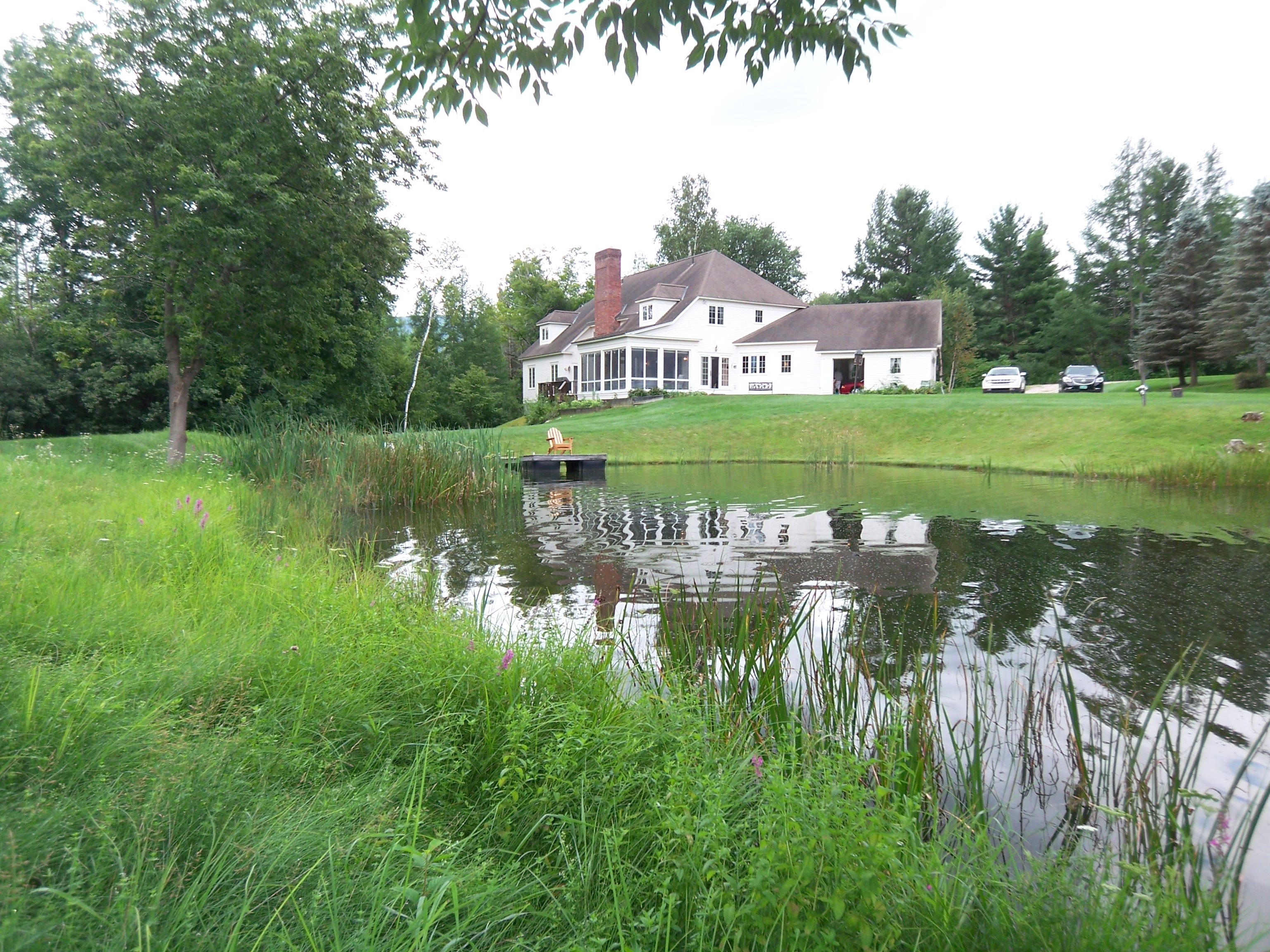 Single Family Home for Sale at Private, Quiet and Walk to Town 774 Longview Dr Manchester, Vermont, 05254 United States