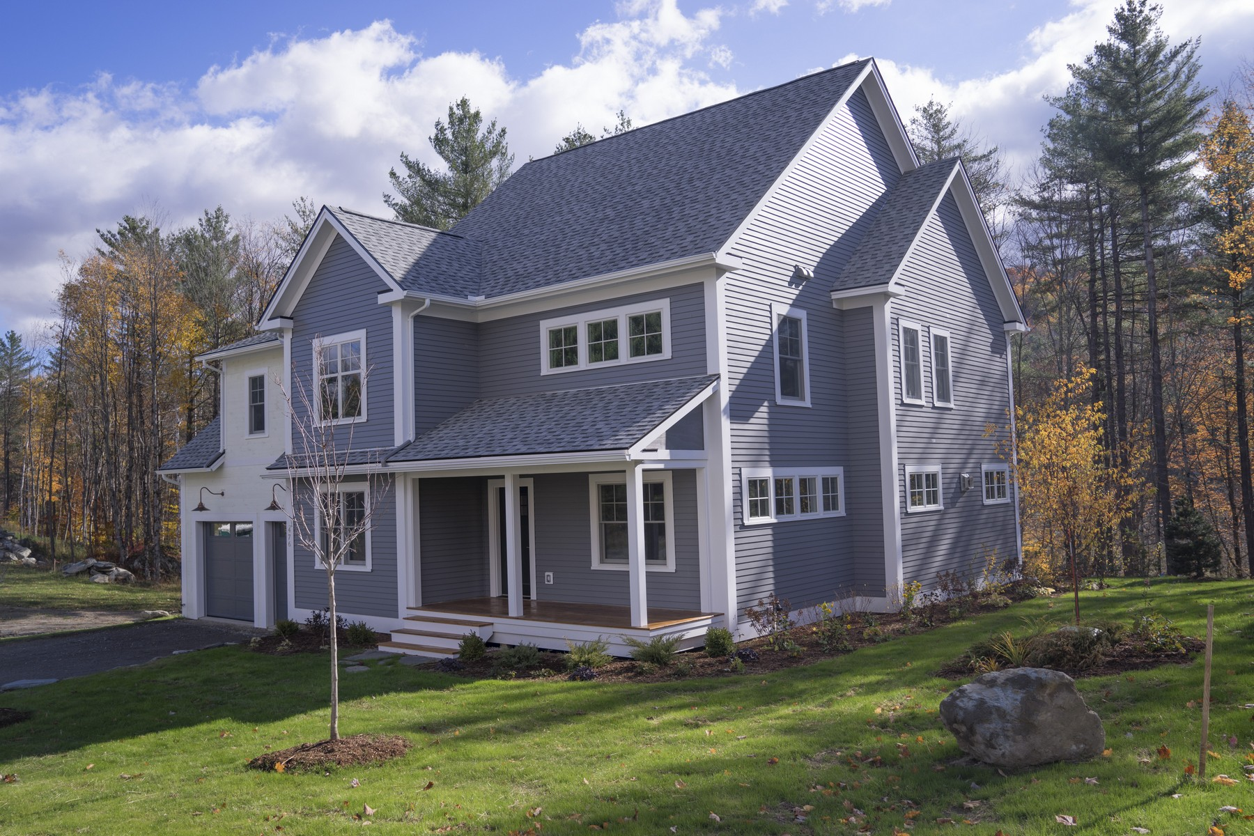 Single Family Home for Sale at 476 Thomas Lane, Stowe 476 Thomas Ln Stowe, Vermont, 05672 United States