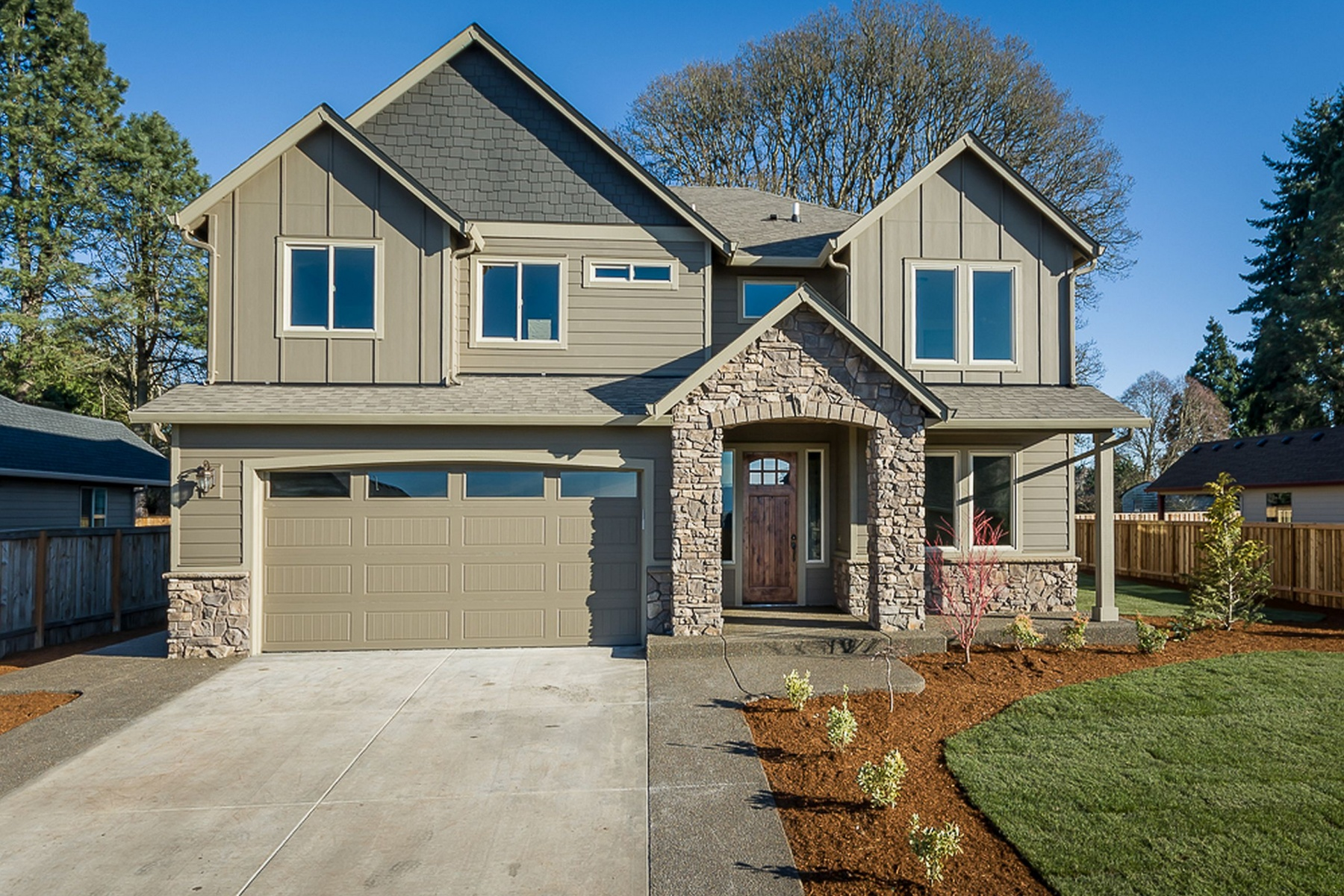 Single Family Home for Sale at Great Proposed 2 Story! 675 NW Ilwaco St Camas, Washington 98607 United States