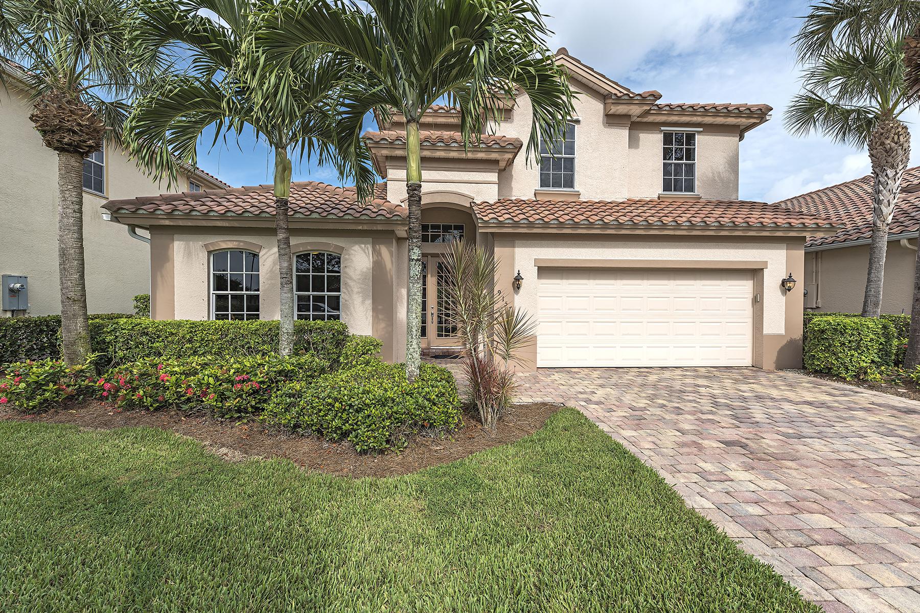 Nhà ở một gia đình vì Bán tại THE QUARRY 9157 Quartz Ln Naples, Florida 34120 Hoa Kỳ