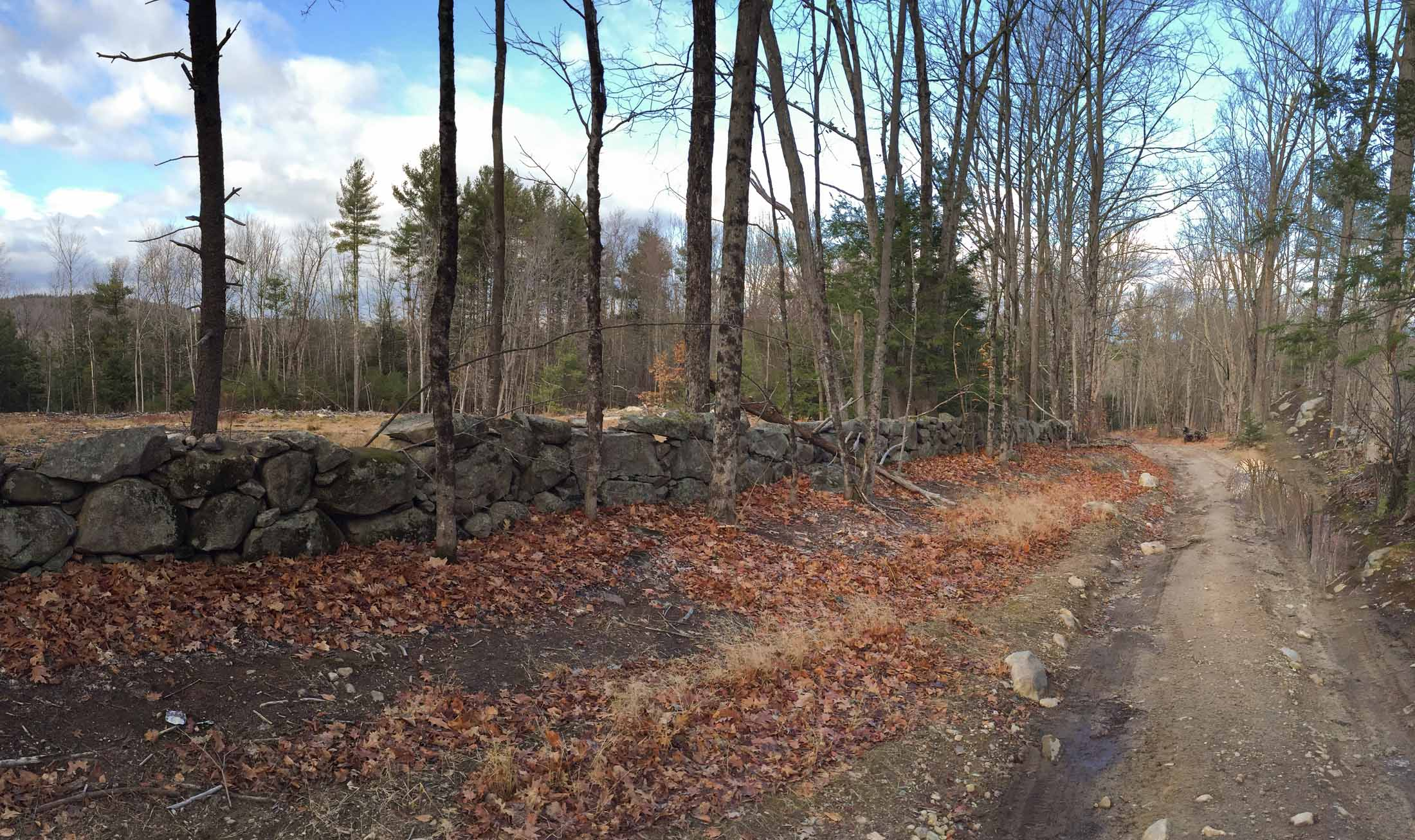 Land for Sale at 254 Acre Estate Parcel in Brookline 86 Hutchinson Hill Brookline, New Hampshire, 03033 United States