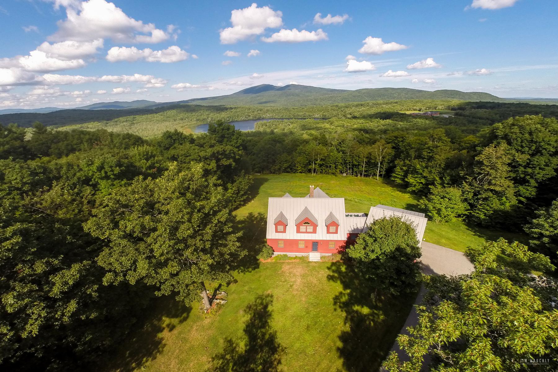 Maison unifamiliale pour l Vente à Fantastic Views and Privacy! 196 Corporation Hill Sutton, New Hampshire 03260 États-Unis