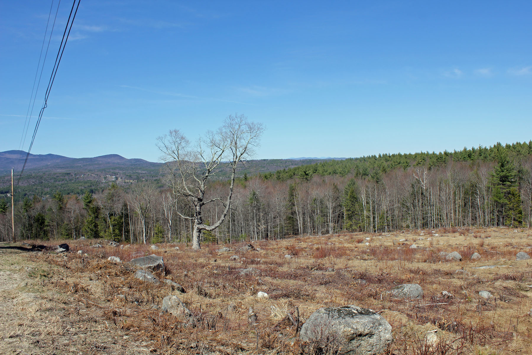 Land for Sale at Build Your Dream Home Here Waldron Hill Rd Lot 4 Warner, New Hampshire, 03278 United States