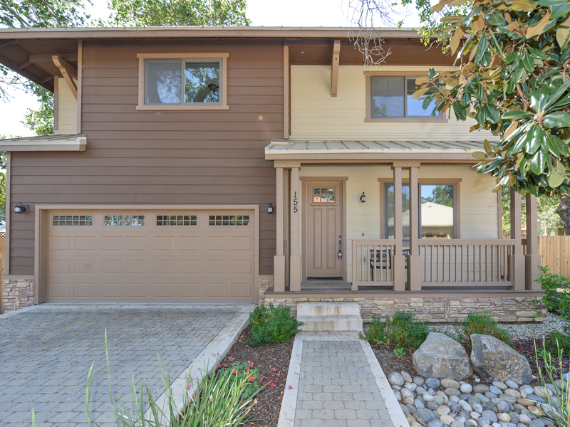 Casa para uma família para Venda às 155 Rosebud Ln, St. Helena, CA 94574 155 Rosebud Ln St. Helena, Califórnia 94574 Estados Unidos
