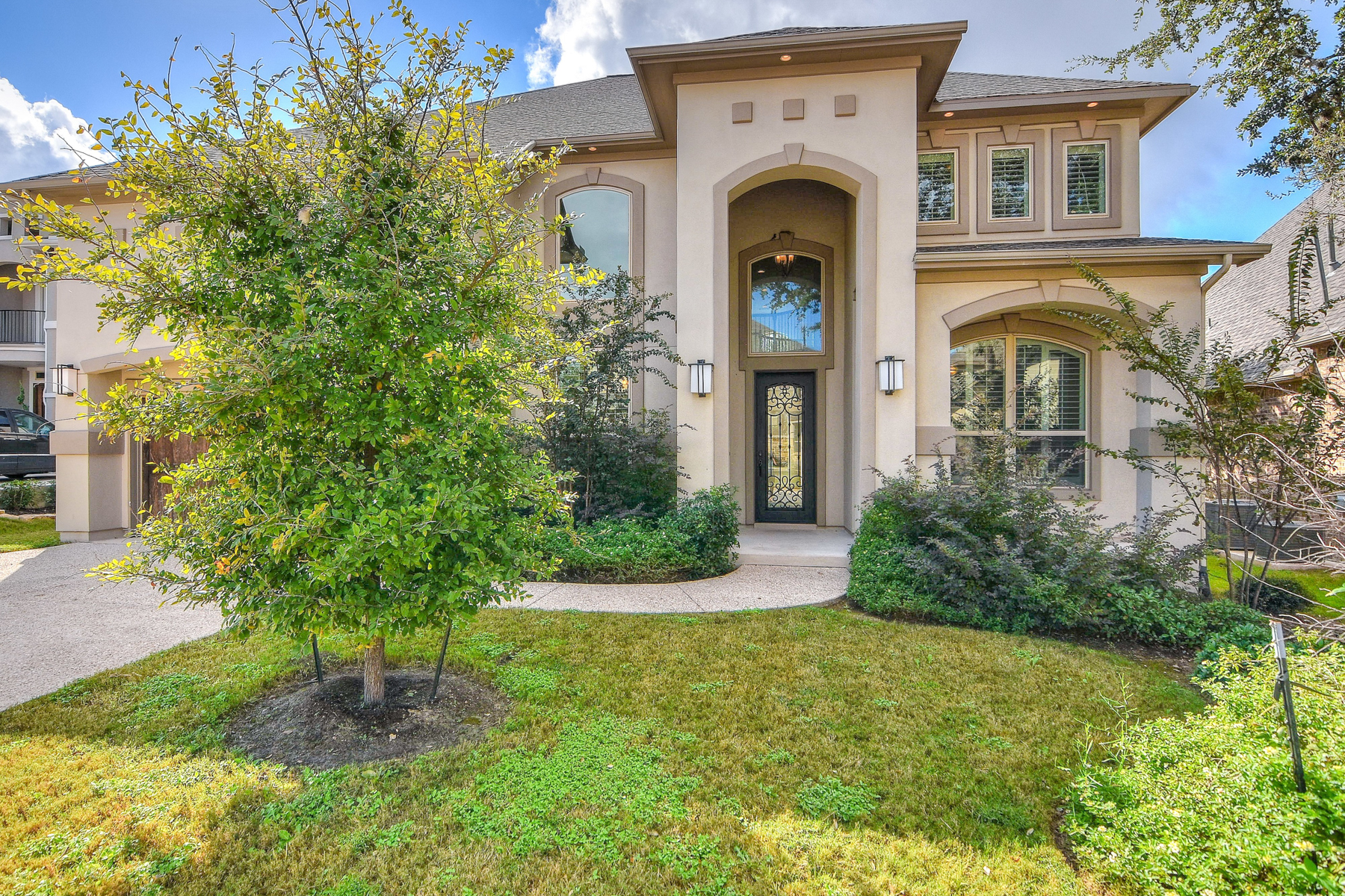 Single Family Home for Sale at Mediterranean Beauty in Estates of Alon 2314 Dunmore Hill San Antonio, Texas 78230 United States