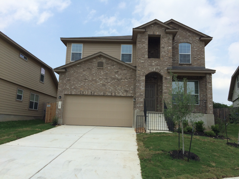 Single Family Home for Rent at Beautiful Rental in Solana Ridge 7307 Lyia Branch San Antonio, Texas 78252 United States