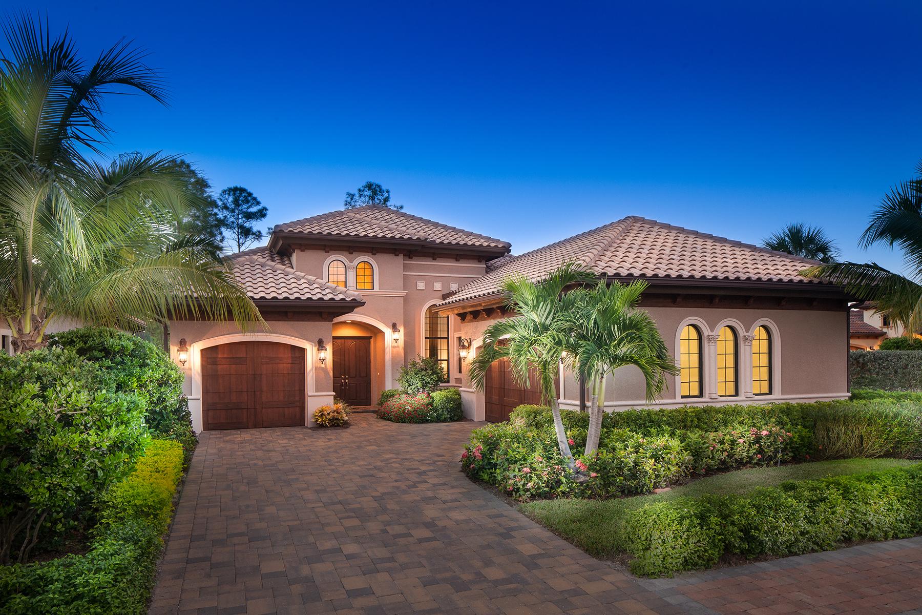Nhà ở một gia đình vì Bán tại 6419 Vivaldi Ct , Naples, FL 34113 6419 Vivaldi Ct Naples, Florida 34113 Hoa Kỳ