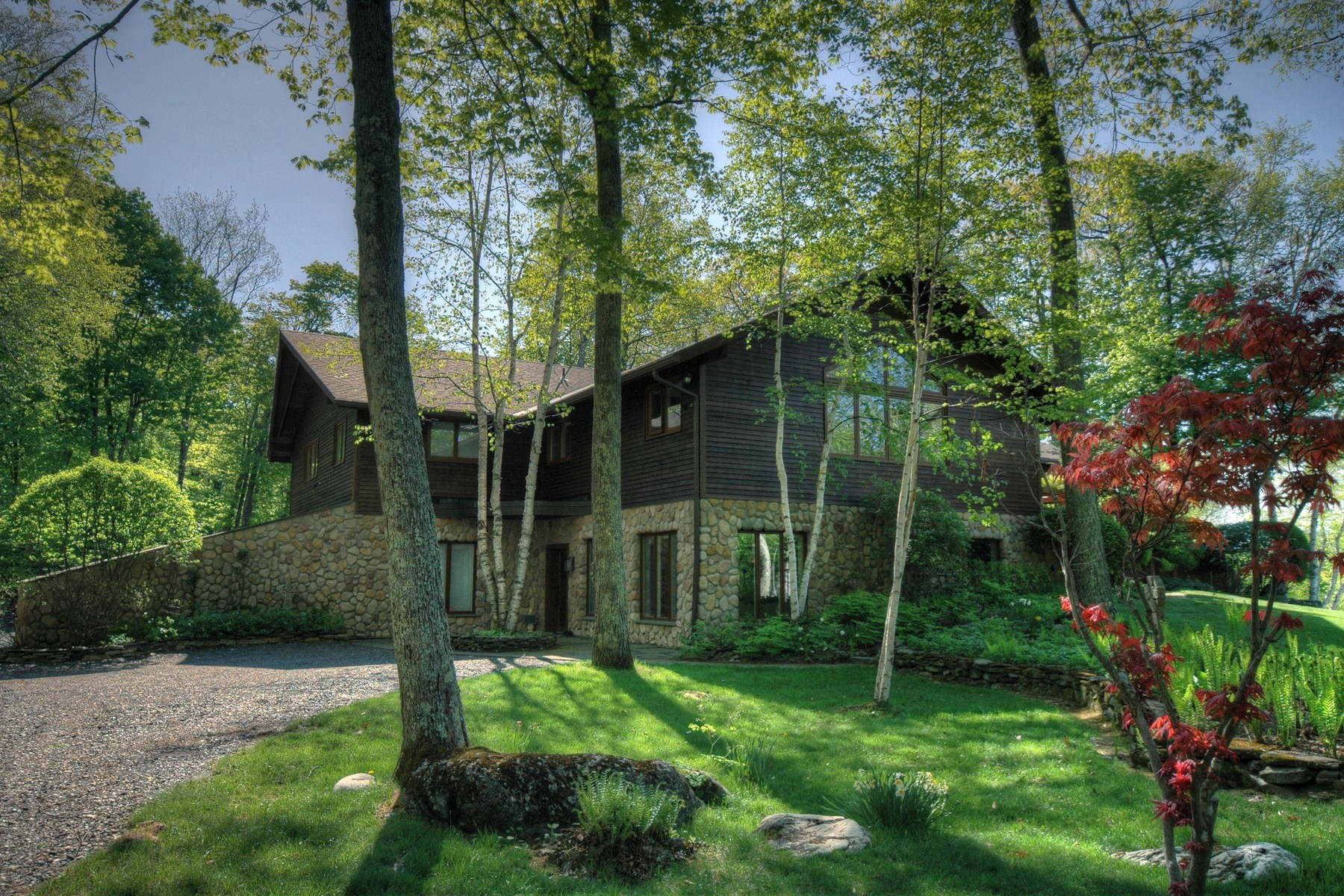 Single Family Home for Sale at 367 Windward Hill, Dorset Dorset, Vermont 05251 United States