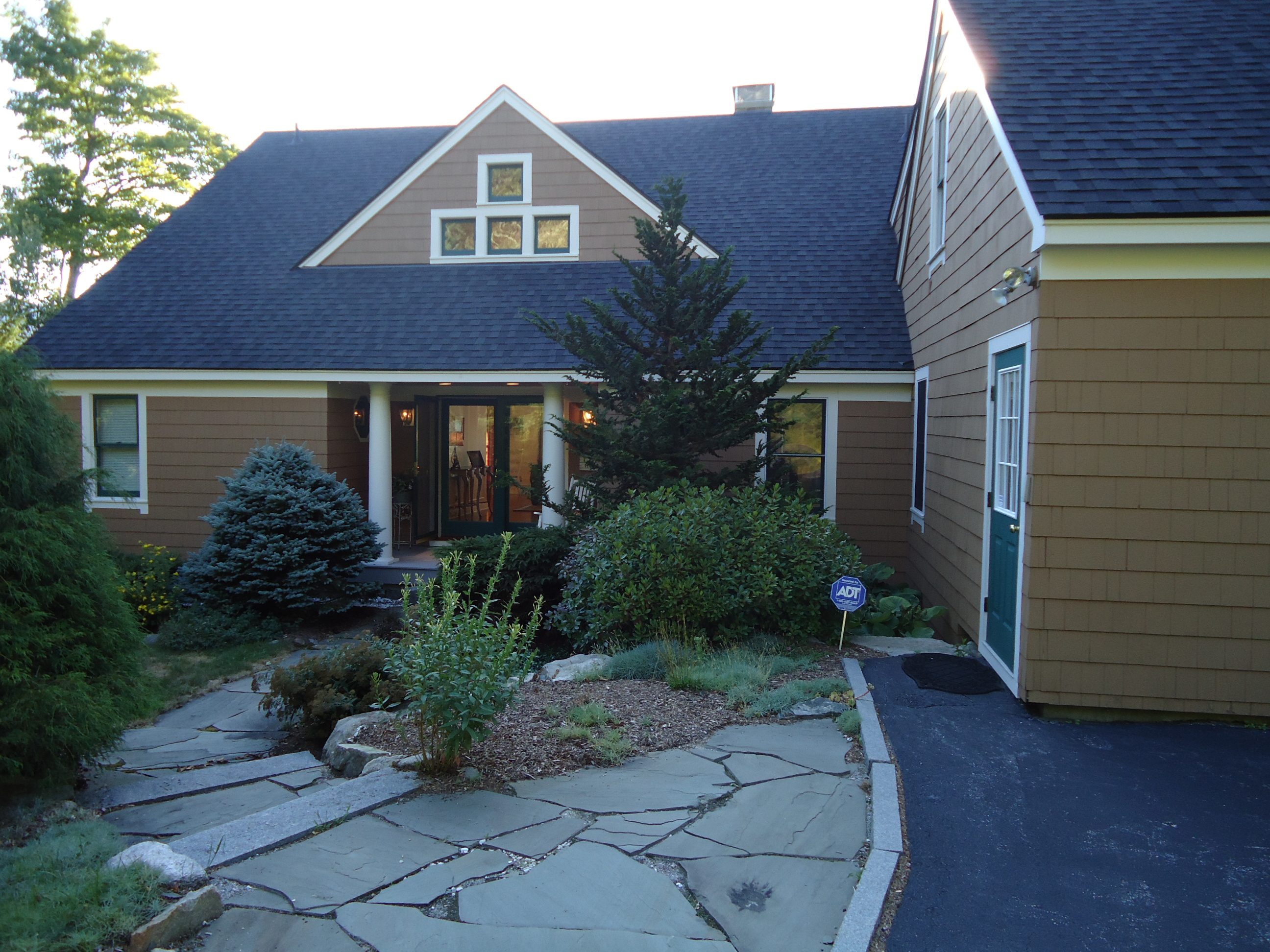 Single Family Home for Sale at Beautiful Comtemparary Overlooking Lake Sunapee 51 Blye Hill Landing Newbury, New Hampshire 03255 United States