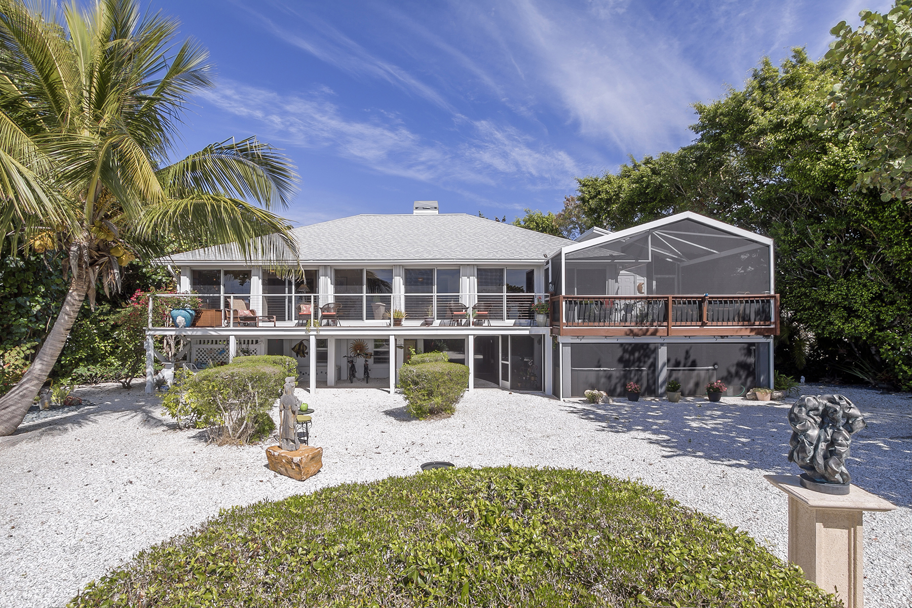 Single Family Home for Sale at SEASIDE - SANIBEL Sanibel, Florida 33957 United States