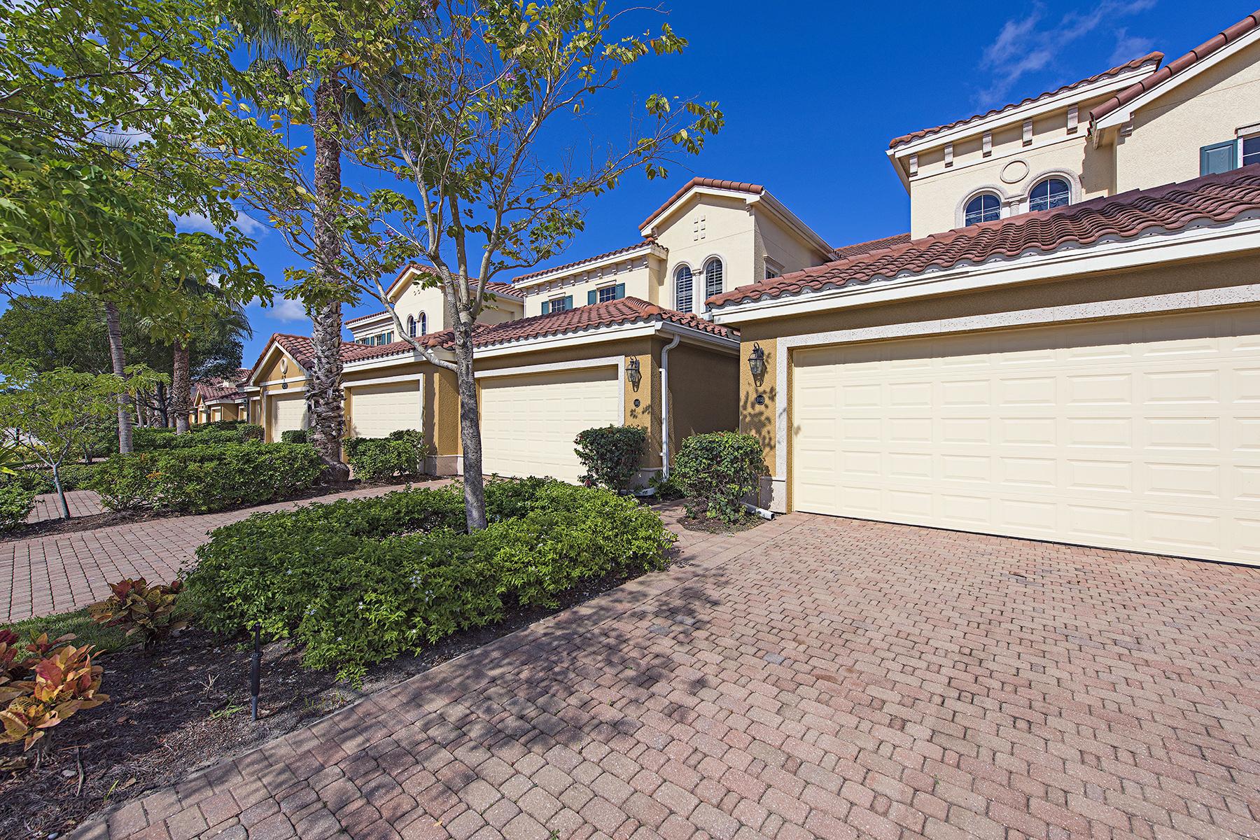 共管式独立产权公寓 为 销售 在 FIDDLER'S CREEK - LAGUNA 9231 Tesoro Ln 102 Naples, 佛罗里达州 34114 美国