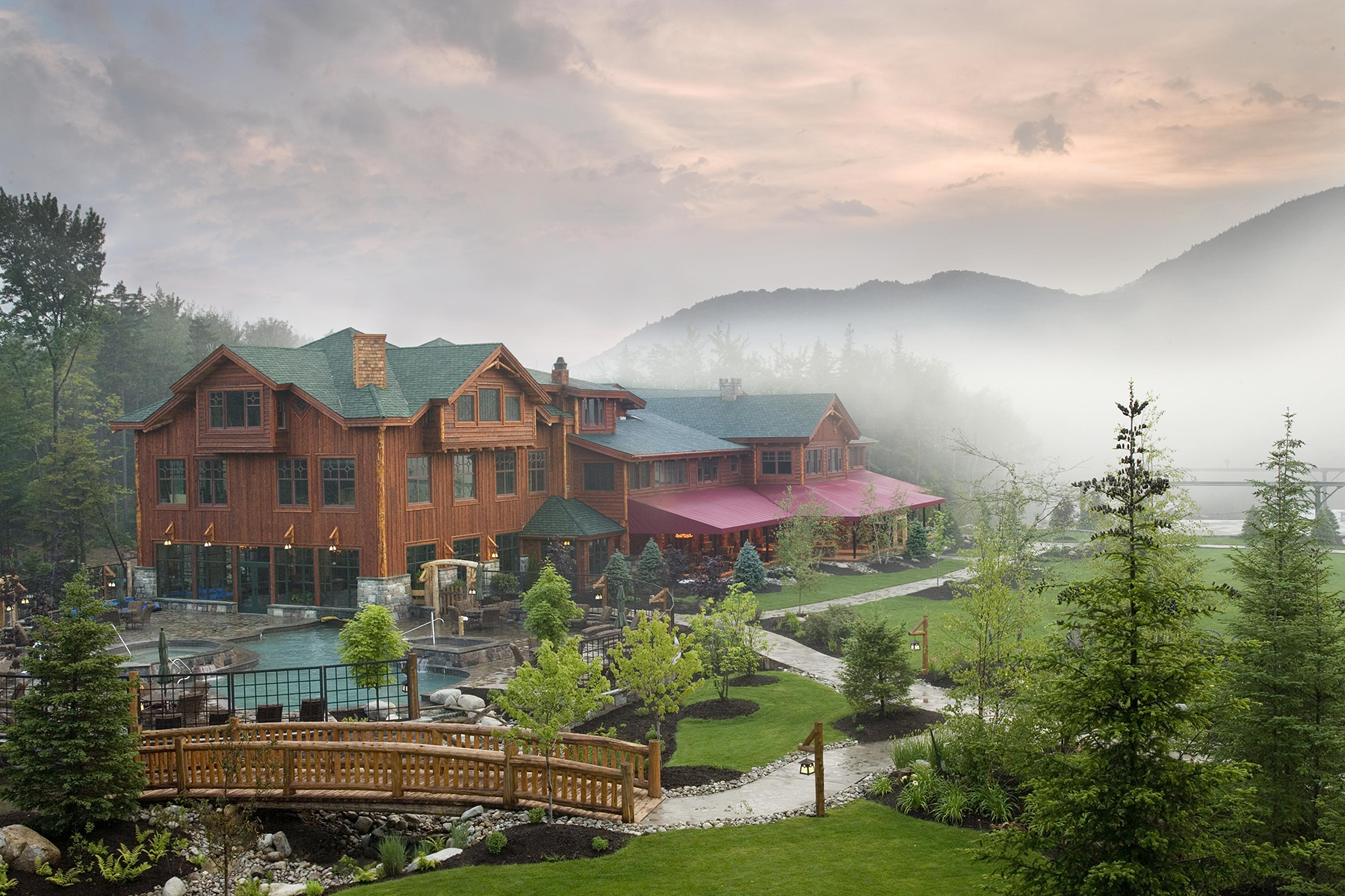 부분 소유권 용 매매 에 Whiteface Lodge Corner Suite 7 Whiteface Inn Lane Ste 314 Lake Placid, 뉴욕, 12946 미국
