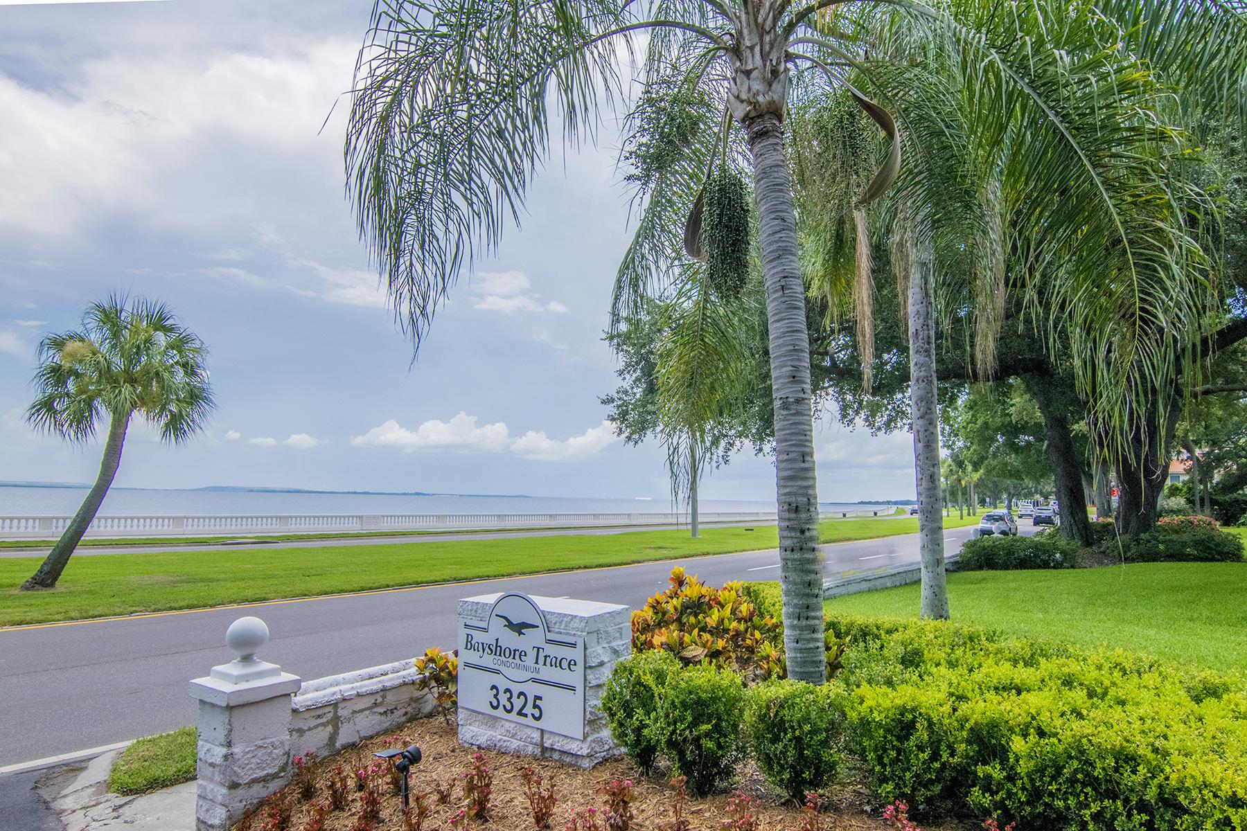 Кооперативная квартира для того Продажа на SOUTH TAMPA 3325 Bayshore Blvd D15 Tampa, Флорида, 33629 Соединенные Штаты