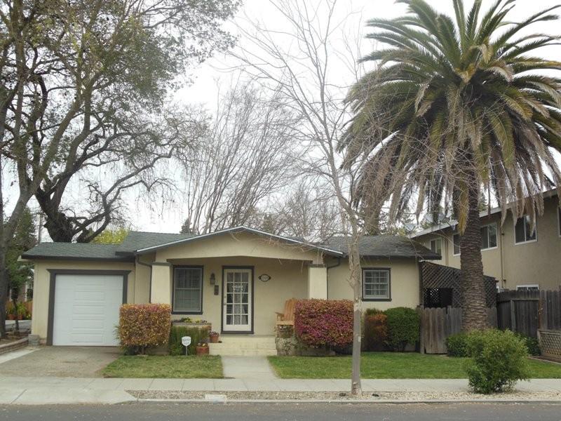 sales property at 2126 1st St, Napa, CA 94559