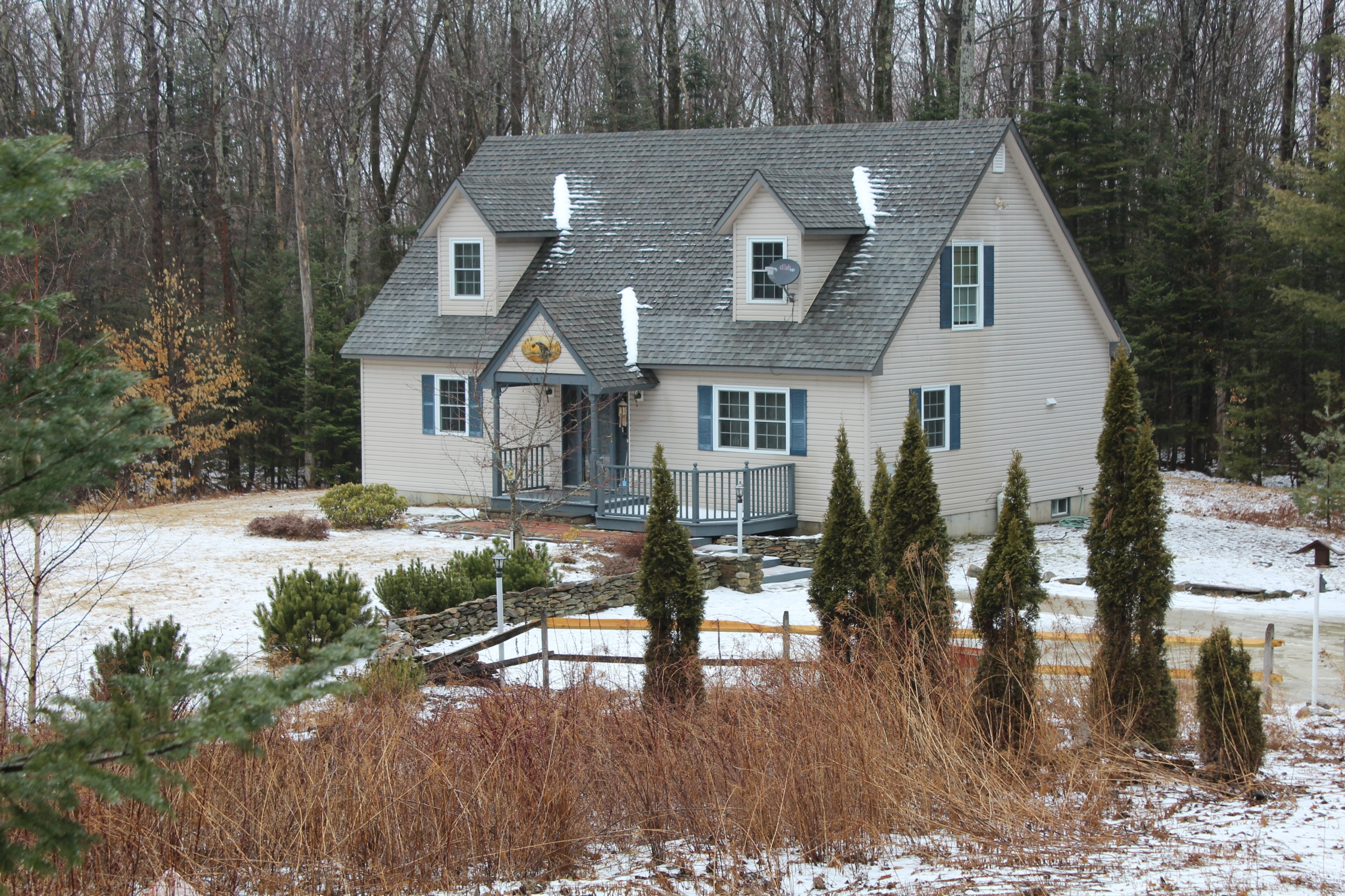 Single Family Home for Sale at 245 Teer Road, Mount Holly 245 Teer Rd Mount Holly, Vermont, 05730 United States