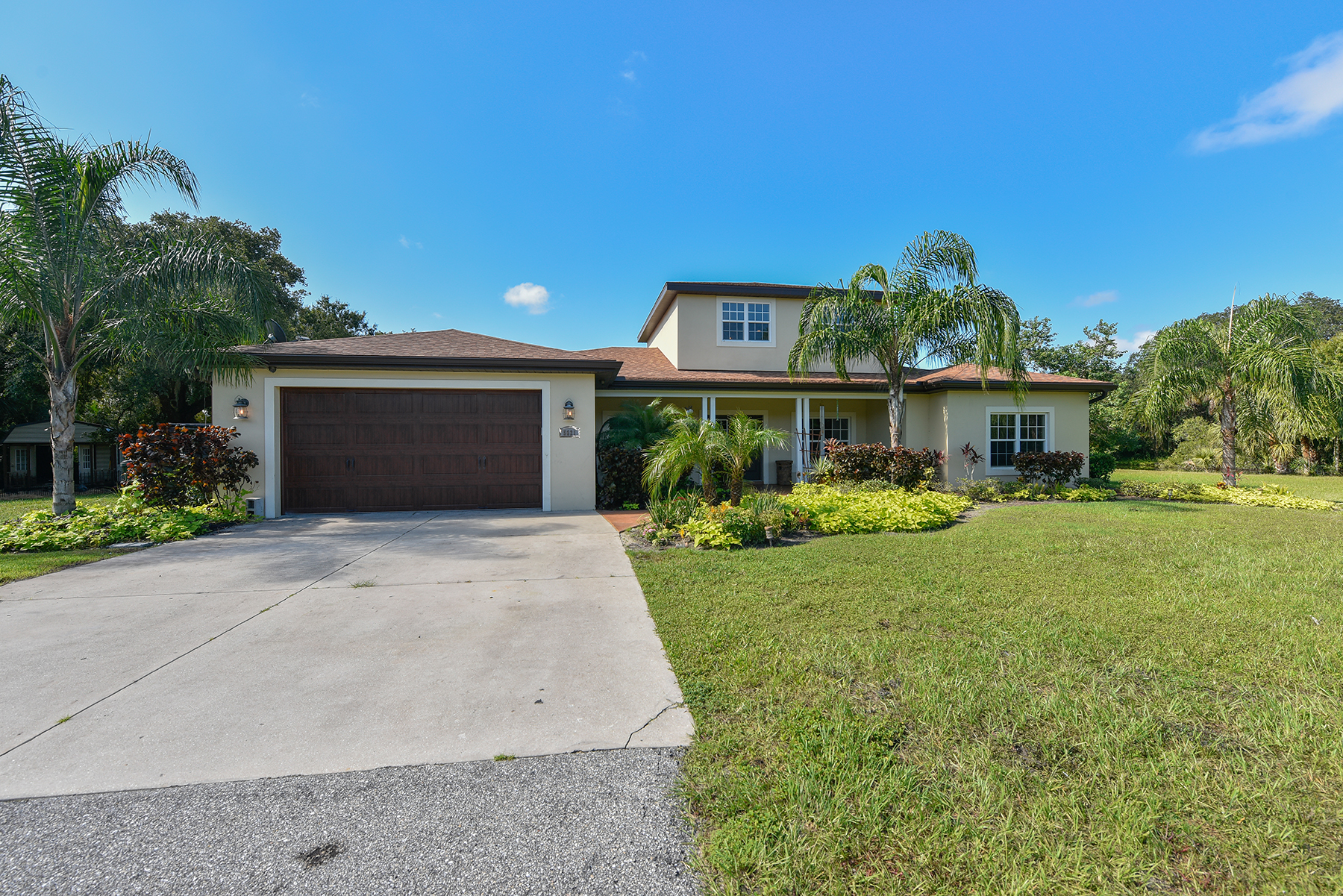 Single Family Home for Sale at NORTH PORT ESTATES 5621 Garrison Ave North Port, Florida, 34291 United States