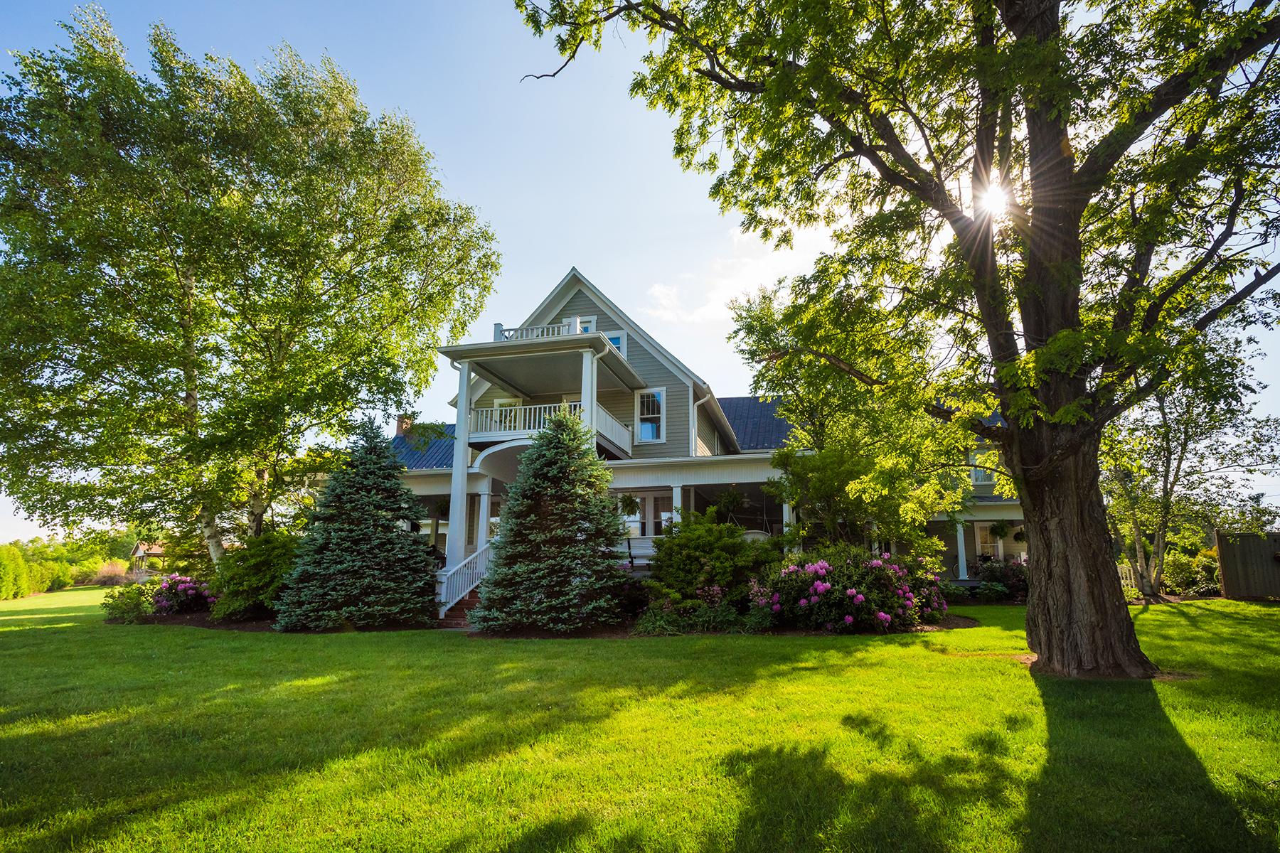 獨棟家庭住宅 為 出售 在 GLENDALE SPRINGS 7414 Nc Hwy 16 Glendale Springs, 北卡羅來納州, 28629 美國