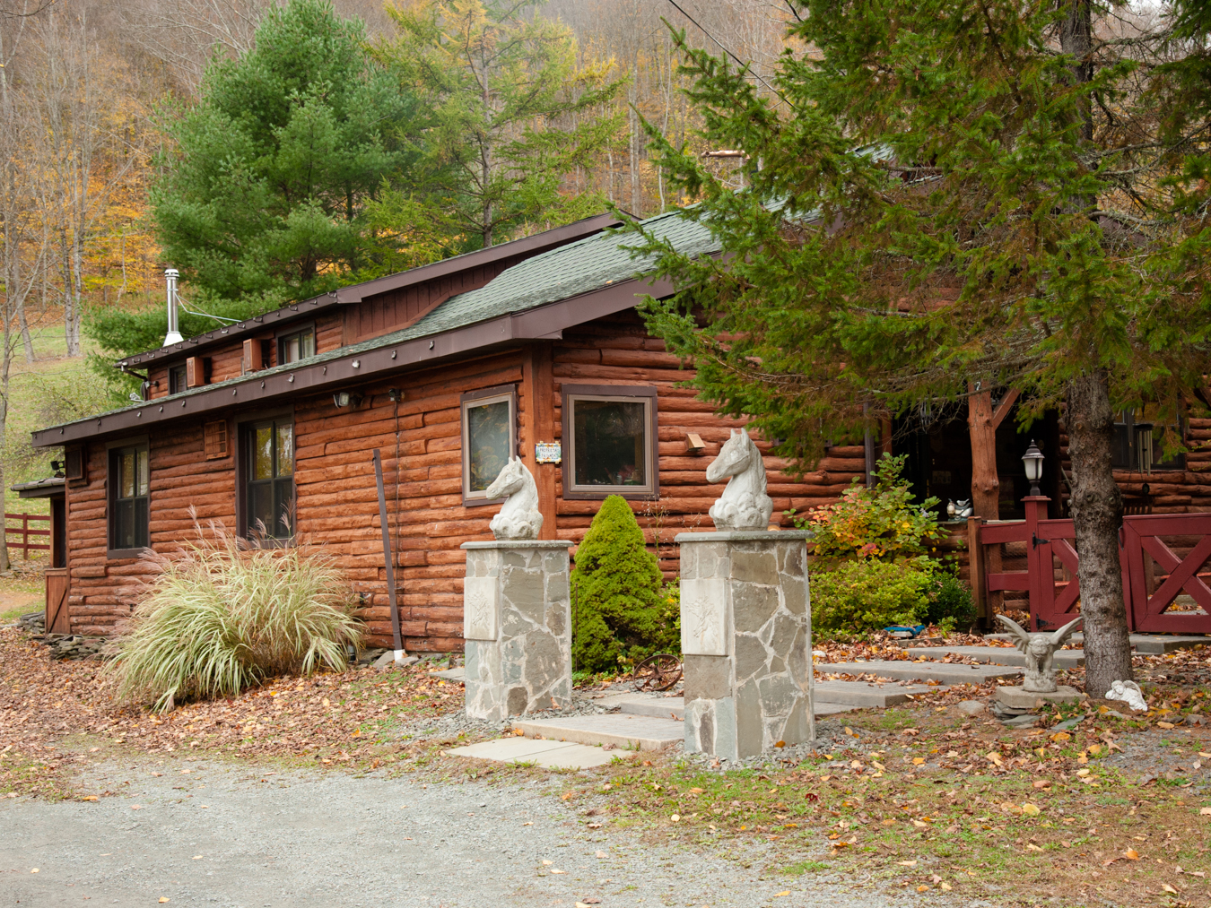 Other Residential for Sale at A Place in the Woods 67 Apex Rd Hancock, New York 13783 United States