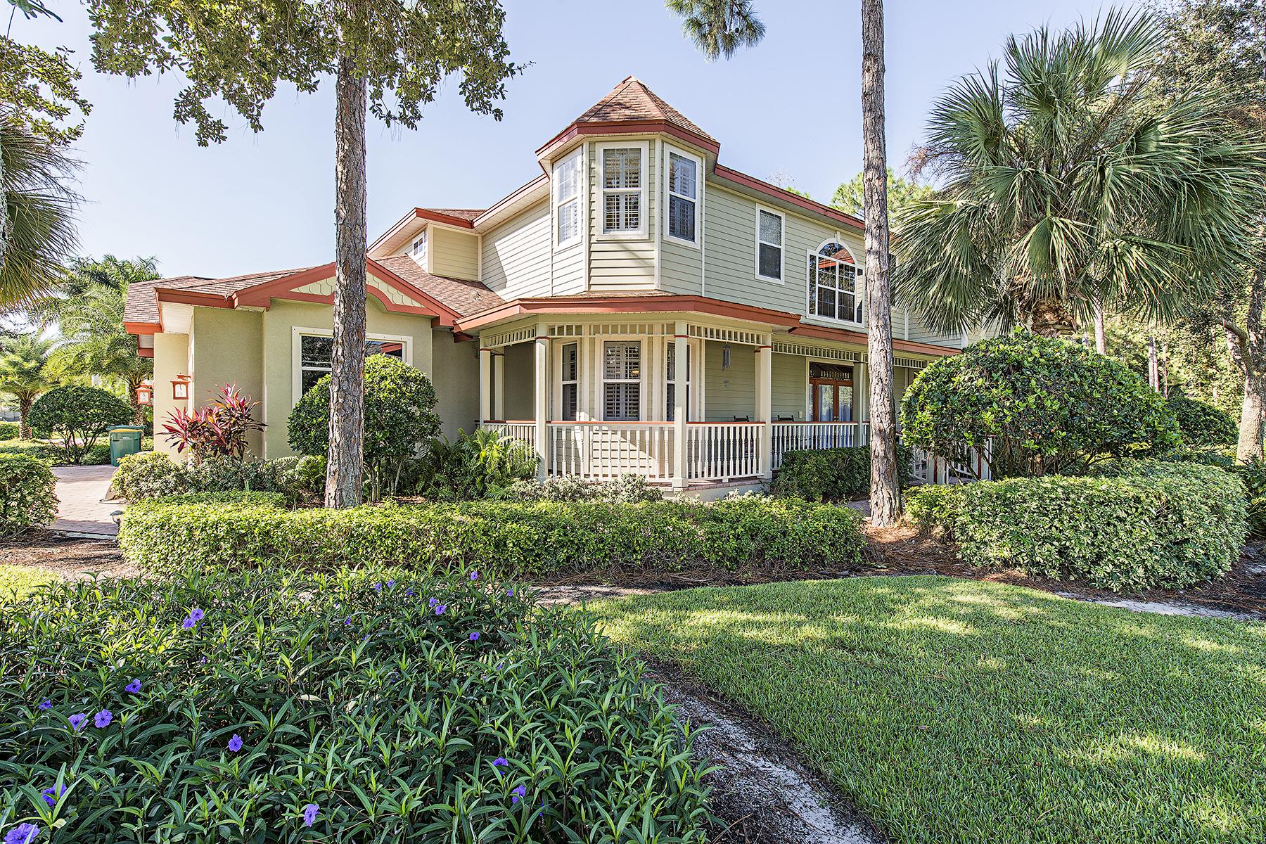 Maison unifamiliale pour l Vente à COACHMAN GLEN 2830 Coach House Way Naples, Florida, 34105 États-Unis