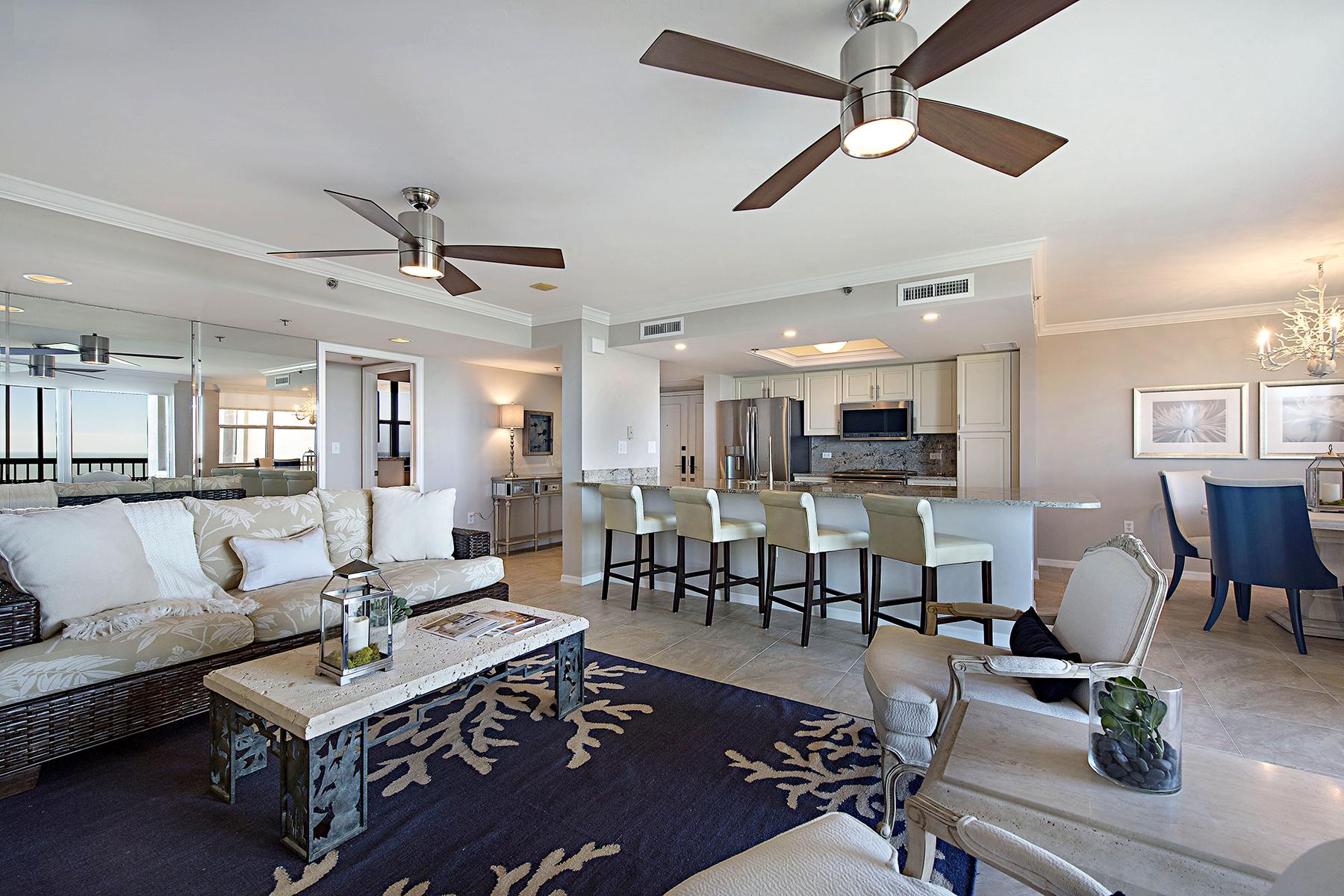 Nhà chung cư vì Bán tại PELICAN BAY - ST. KITTS 6585 Nicholas Blvd 1803 Naples, Florida, 34108 Hoa Kỳ