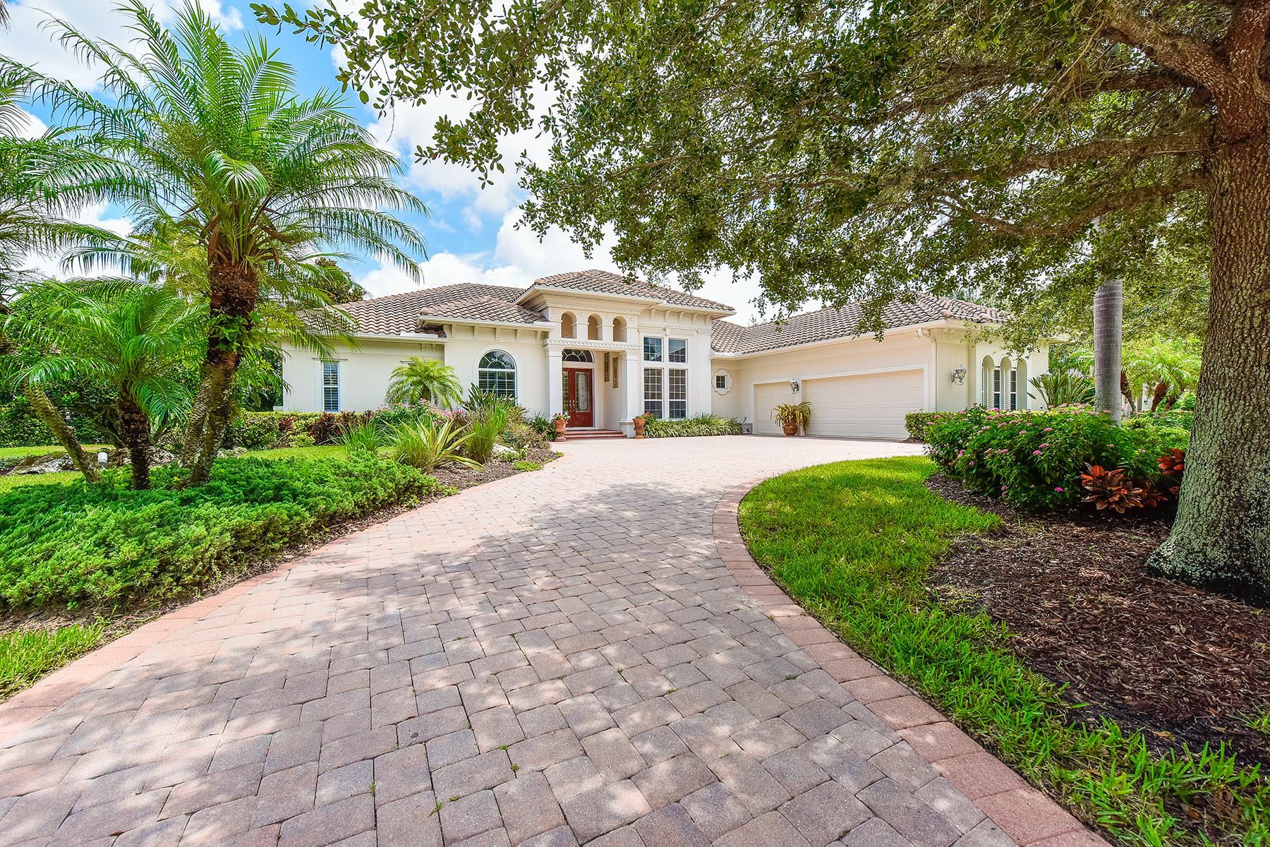 Single Family Home for Sale at SILVER OAK 5219 Sand Lake Ct Sarasota, Florida, 34238 United States