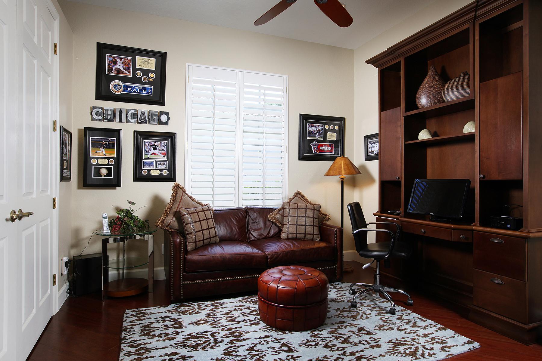 단독 가정 주택 용 매매 에 SHADOW WOOD - GLENVIEW 22541 Glenview Ln Bonita Springs, 플로리다 34135 미국