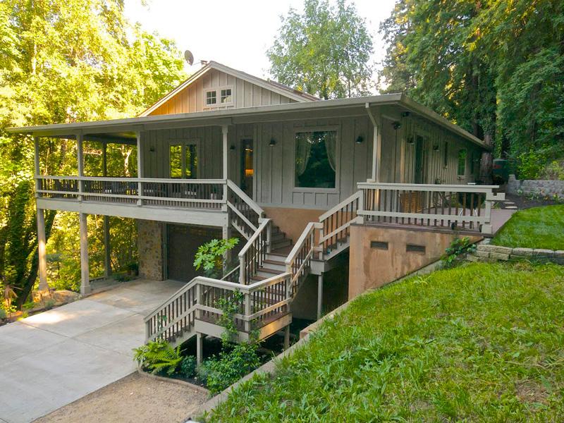 Maison unifamiliale pour l Vente à - 3425 Redwood Rd Napa, Californie 94558 États-Unis