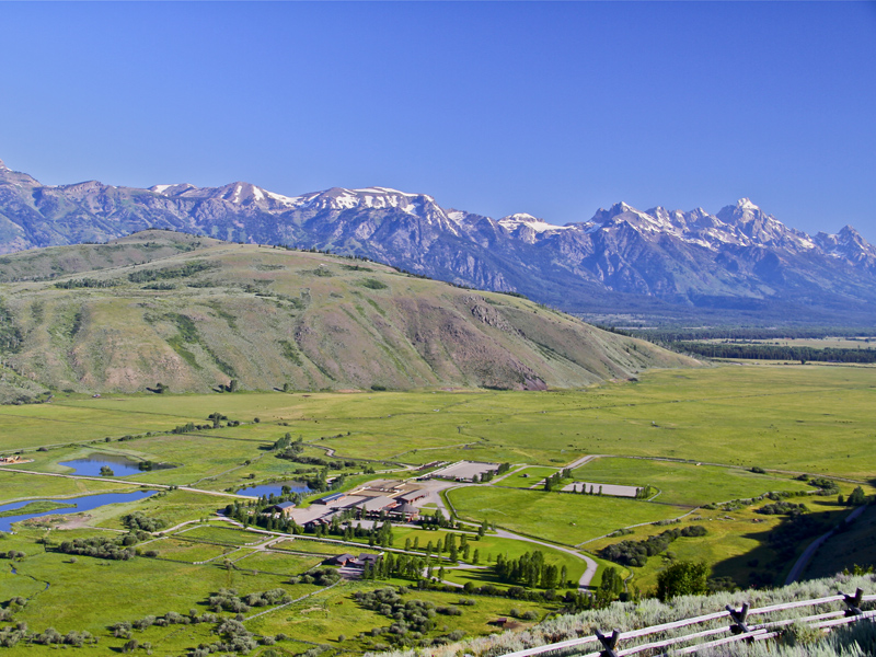 Farm / Ranch / Plantation for Sale at A Jewel Unlike Any Other Spring Gulch Road Jackson, Wyoming 83001 United States