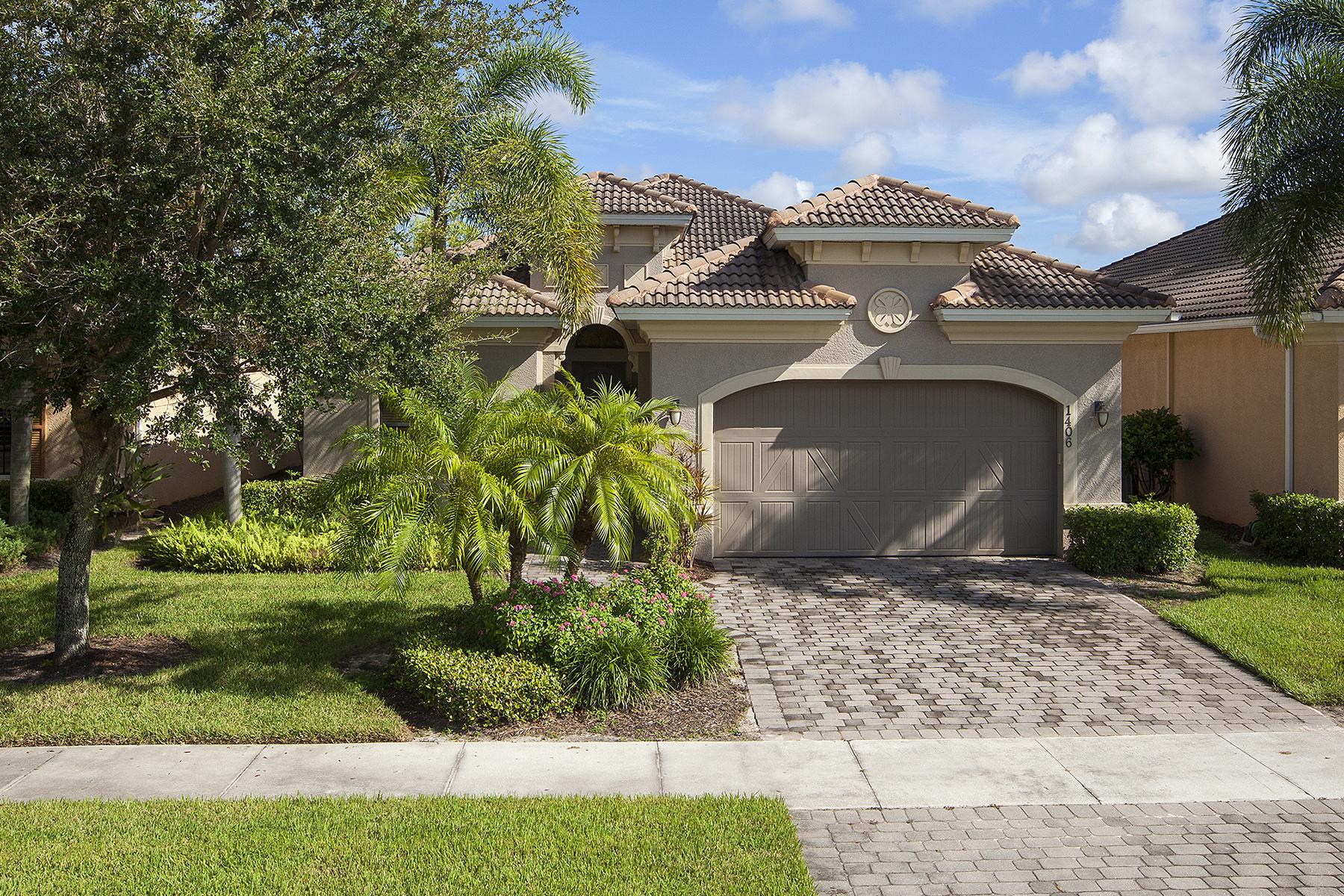 Villa per Vendita alle ore ANDALUCIA 1406 Serrano Cir Naples, Florida, 34105 Stati Uniti