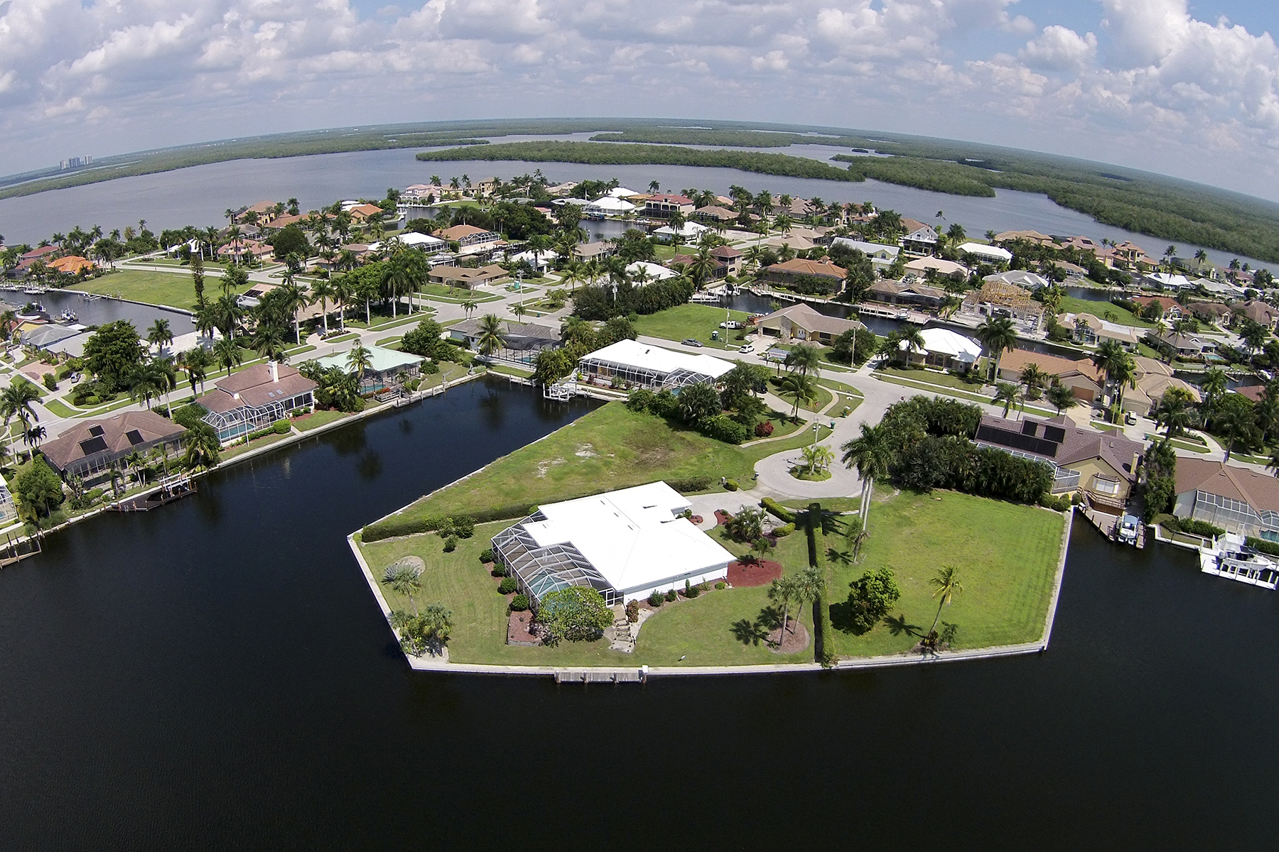 sales property at MARCO ISLAND - CORAL COURT