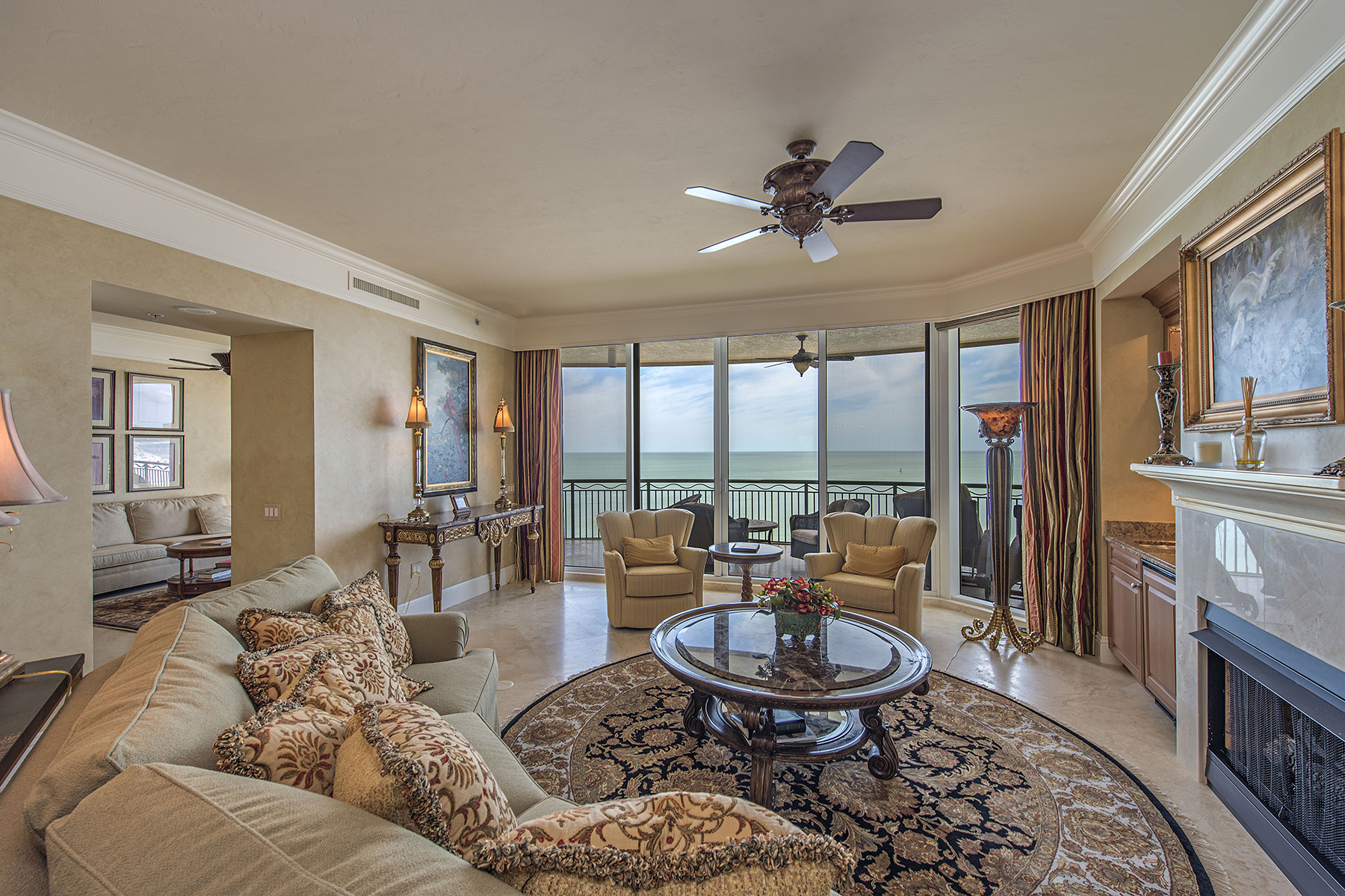 Condominium for Sale at CAPE MARCO - VERA CRUZ 940 Cape Marco Dr 904 Marco Island, Florida 34145 United States