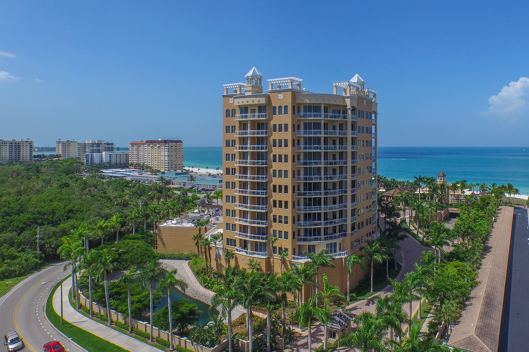 Condominium for Sale at RITZ BEACH RESIDENCES 1300 Benjamin Franklin Dr 1101 Sarasota, Florida 34236 United States