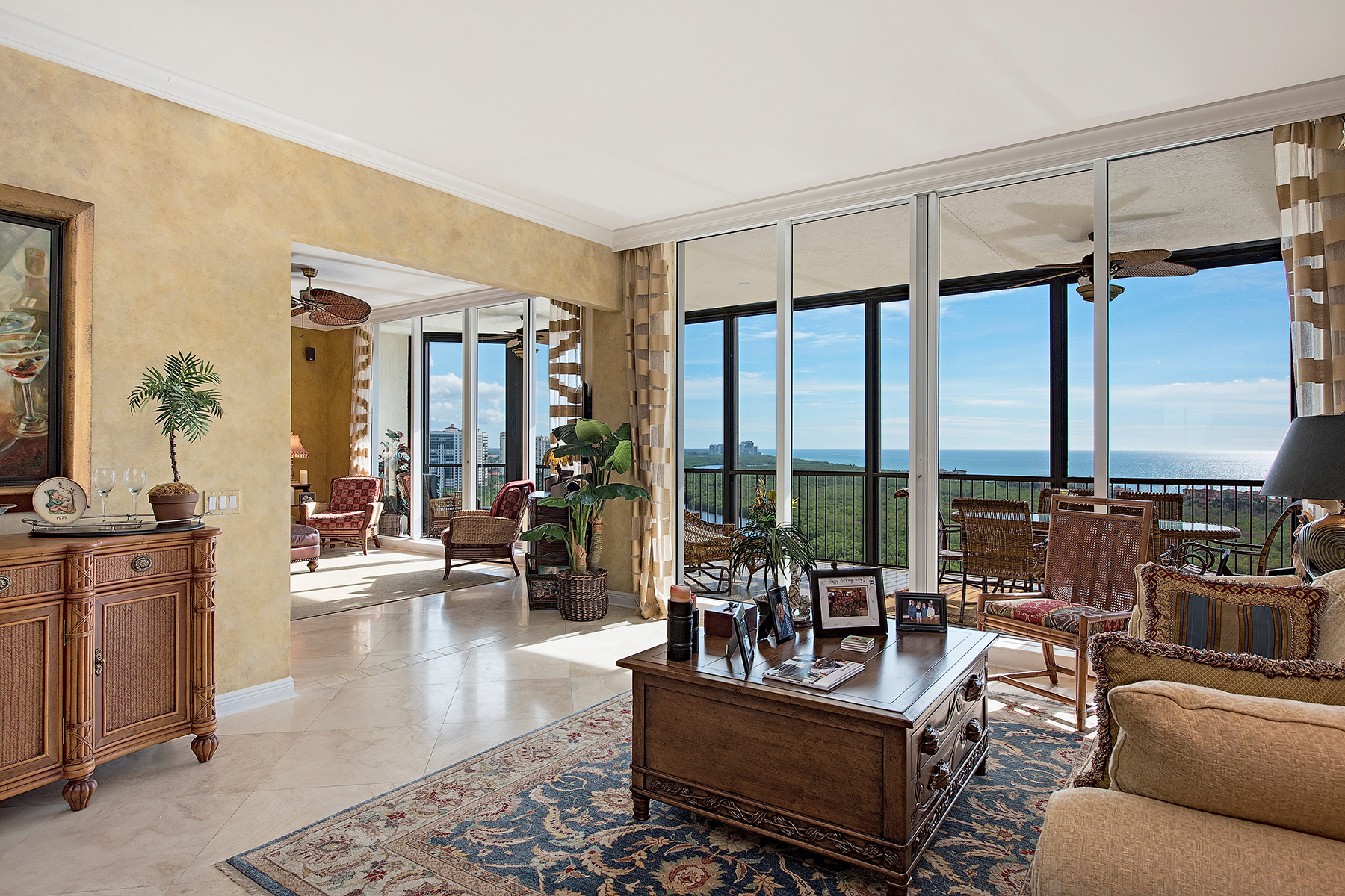 sales property at PELICAN BAY - TOSCANA AT BAY COLONY