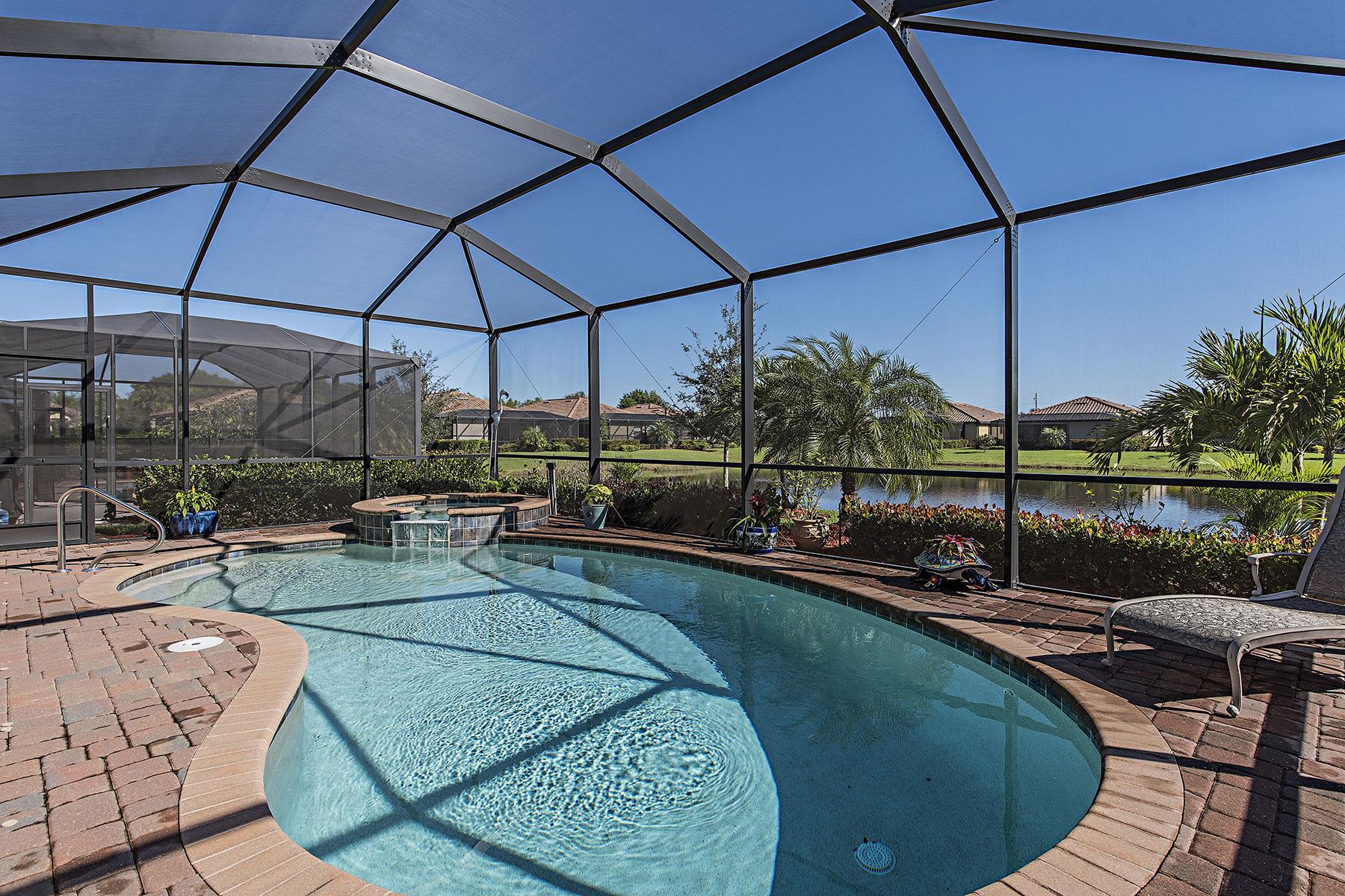 Tek Ailelik Ev için Satış at COPPER COVE- TREASURE COVE 3734 Treasure Cove Cir Naples, Florida 34114 Amerika Birleşik Devletleri