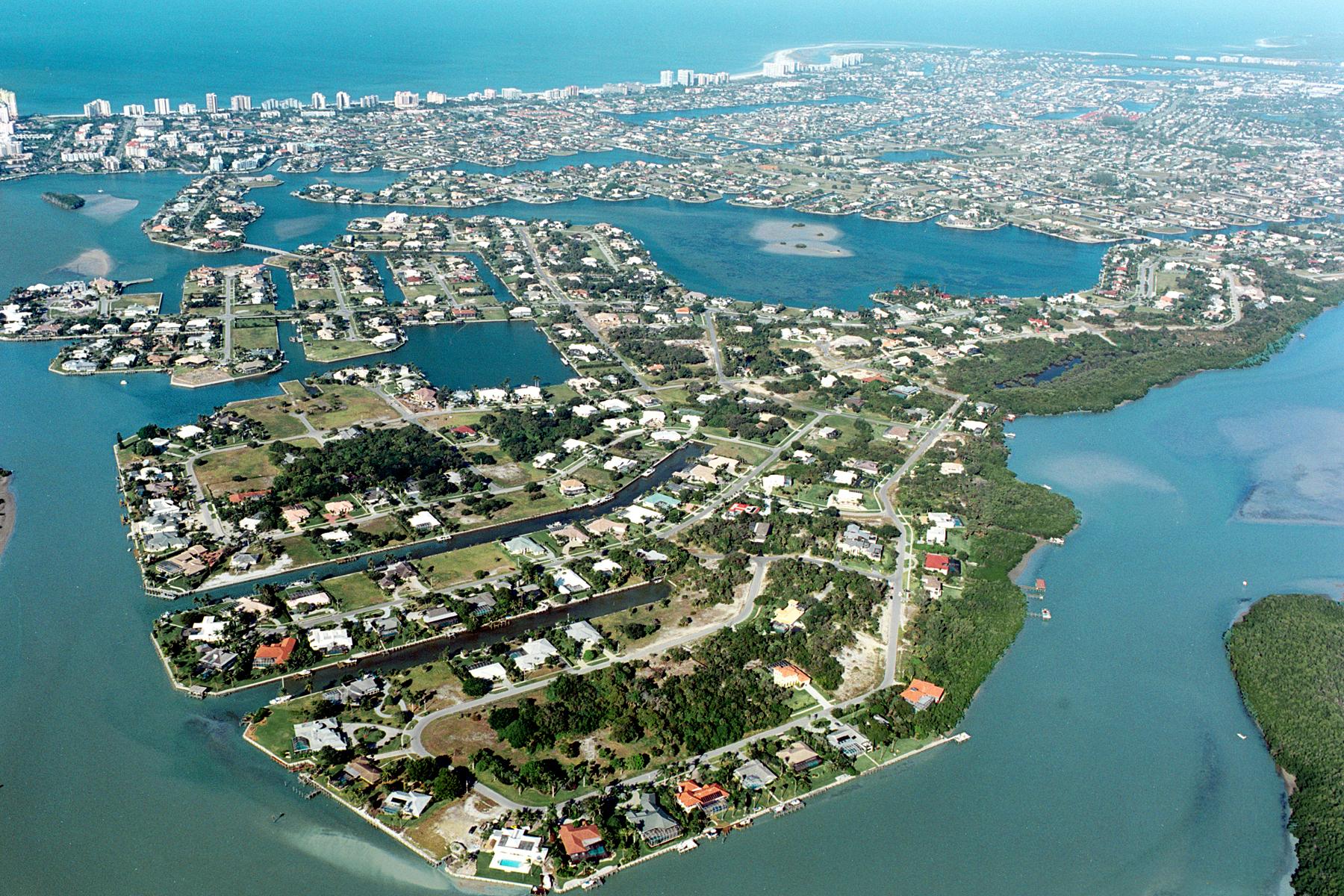 土地 為 出售 在 MARCO ISLAND - CAXAMBAS DRIVE 1060 Caxambas Dr Marco Island, 佛羅里達州, 34145 美國