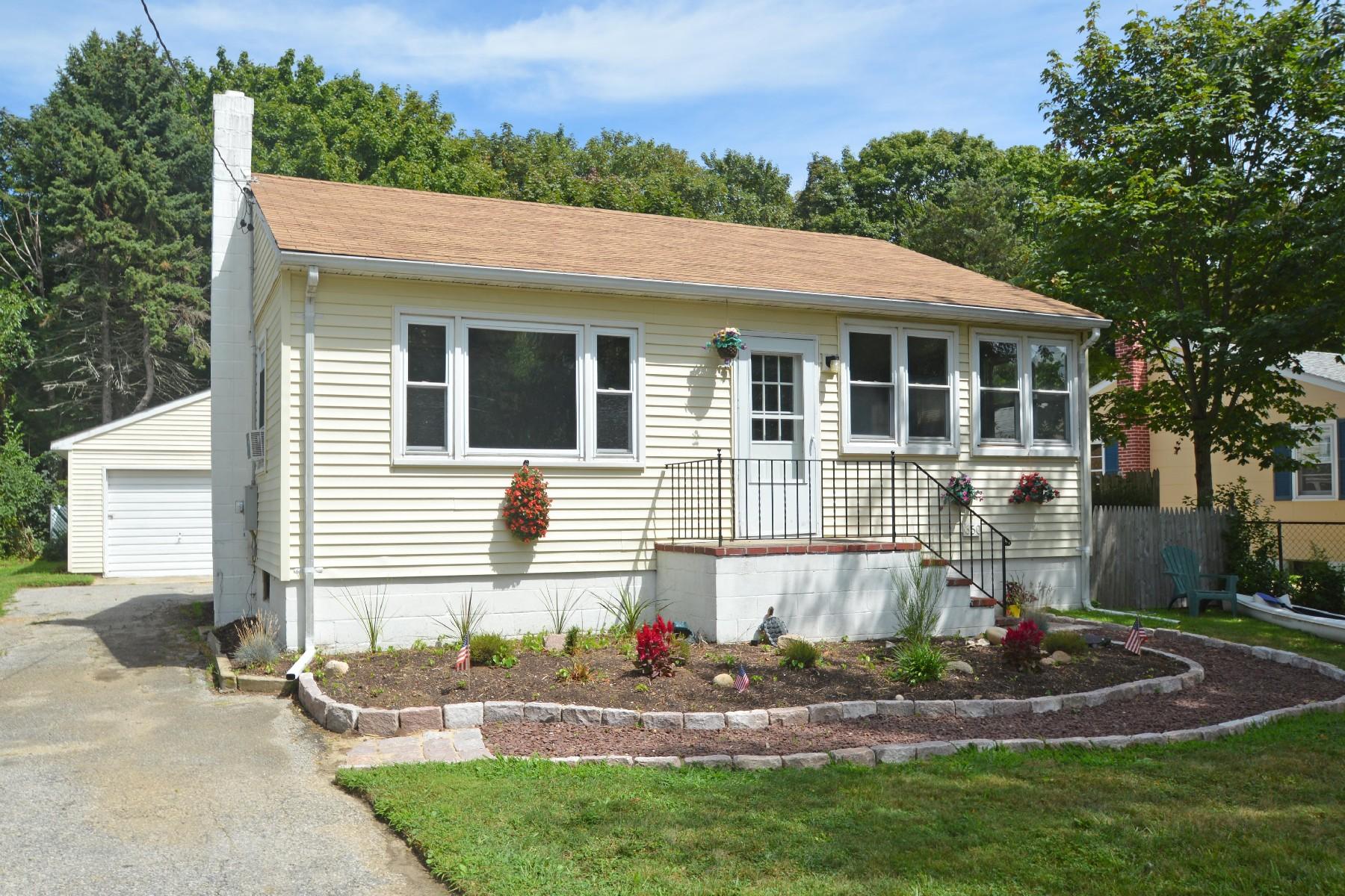 단독 가정 주택 용 매매 에 Cottage 650 Bayview Ave Southold, 뉴욕 11971 미국