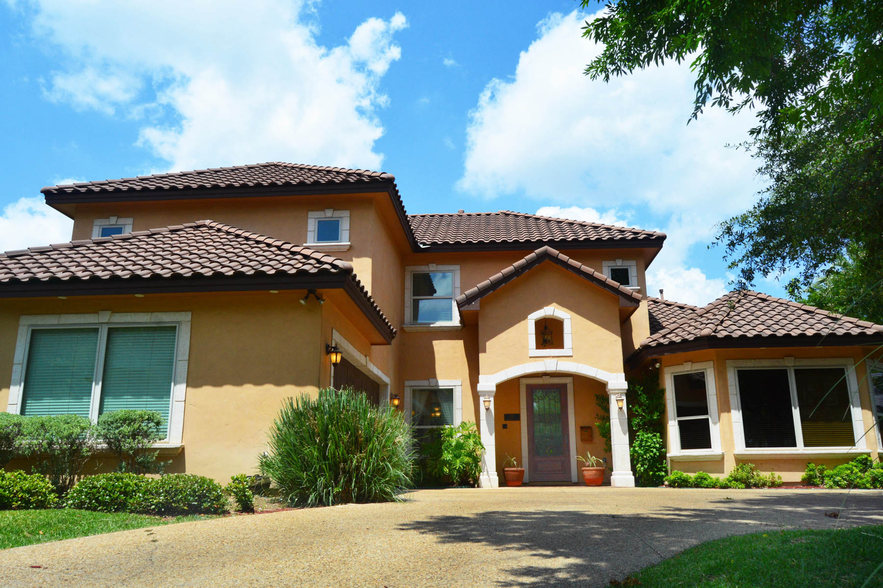 sales property at Grand Mediterranean Estate in Terrell Hills