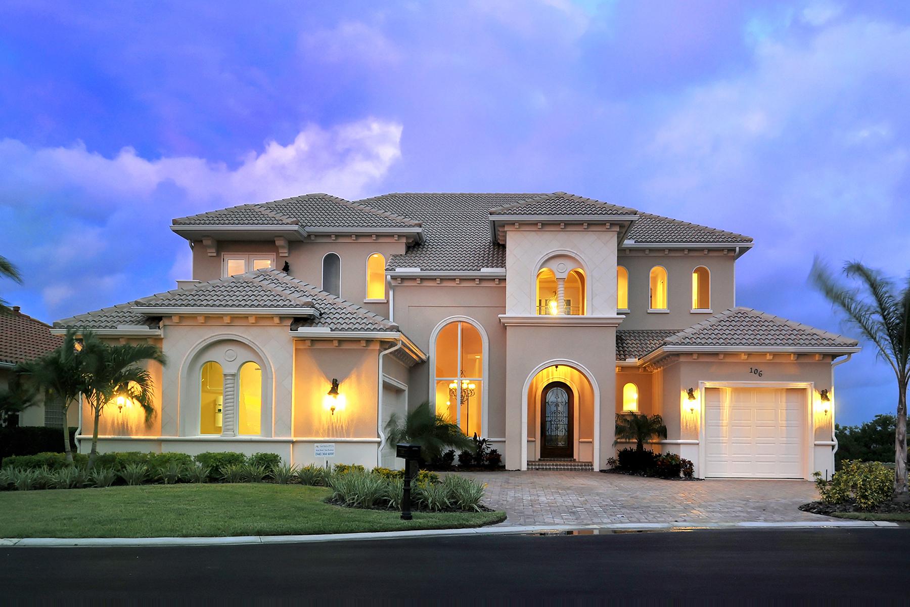 独户住宅 为 销售 在 RIVIERA DUNES 106 12th Ave E Palmetto, 佛罗里达州 34221 美国