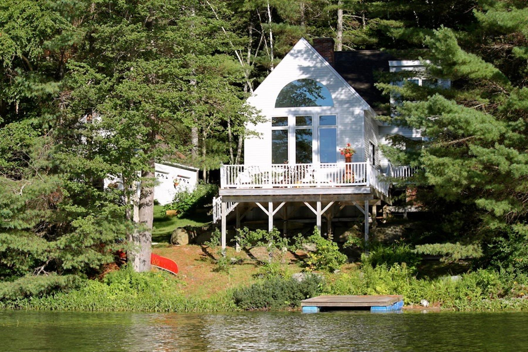 Single Family Home for Sale at 88 Marys Road Rd, Sunapee Sunapee, New Hampshire, 03782 United States