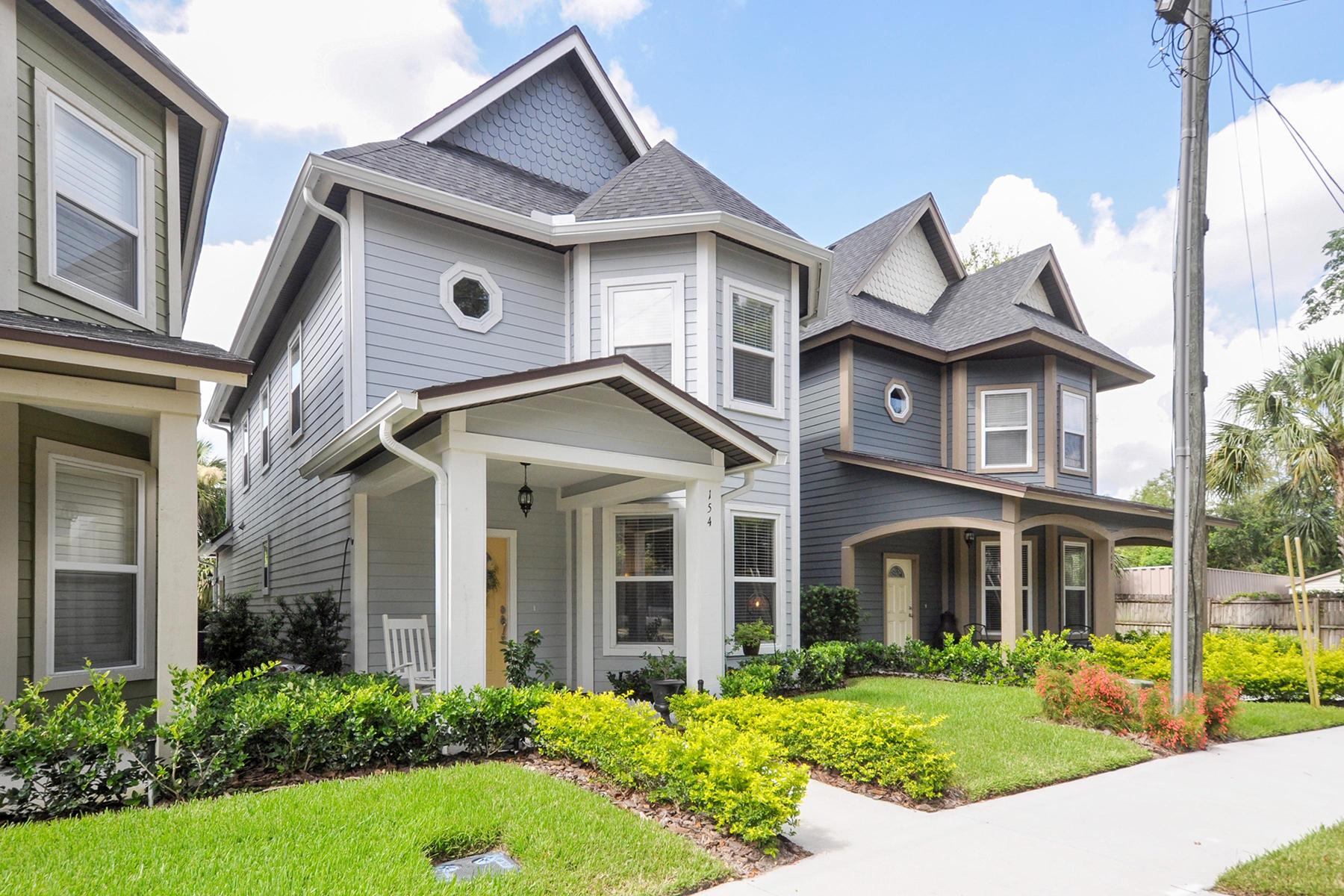 Vivienda unifamiliar por un Venta en ORLANDO - LONGWOOD 154 W Pine Ave Longwood, Florida, 32750 Estados Unidos