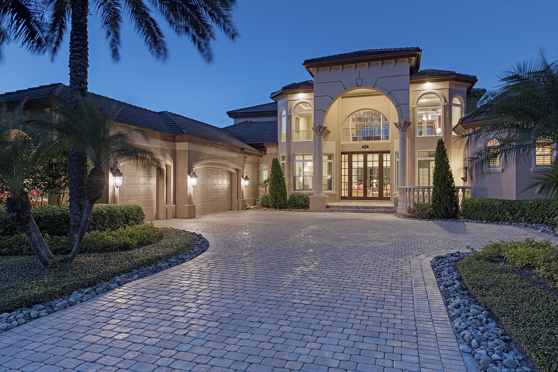 一戸建て のために 売買 アット PELICAN MARSH - BAY LAUREL ESTATES 8647 Blue Flag Way Naples, フロリダ 34109 アメリカ合衆国