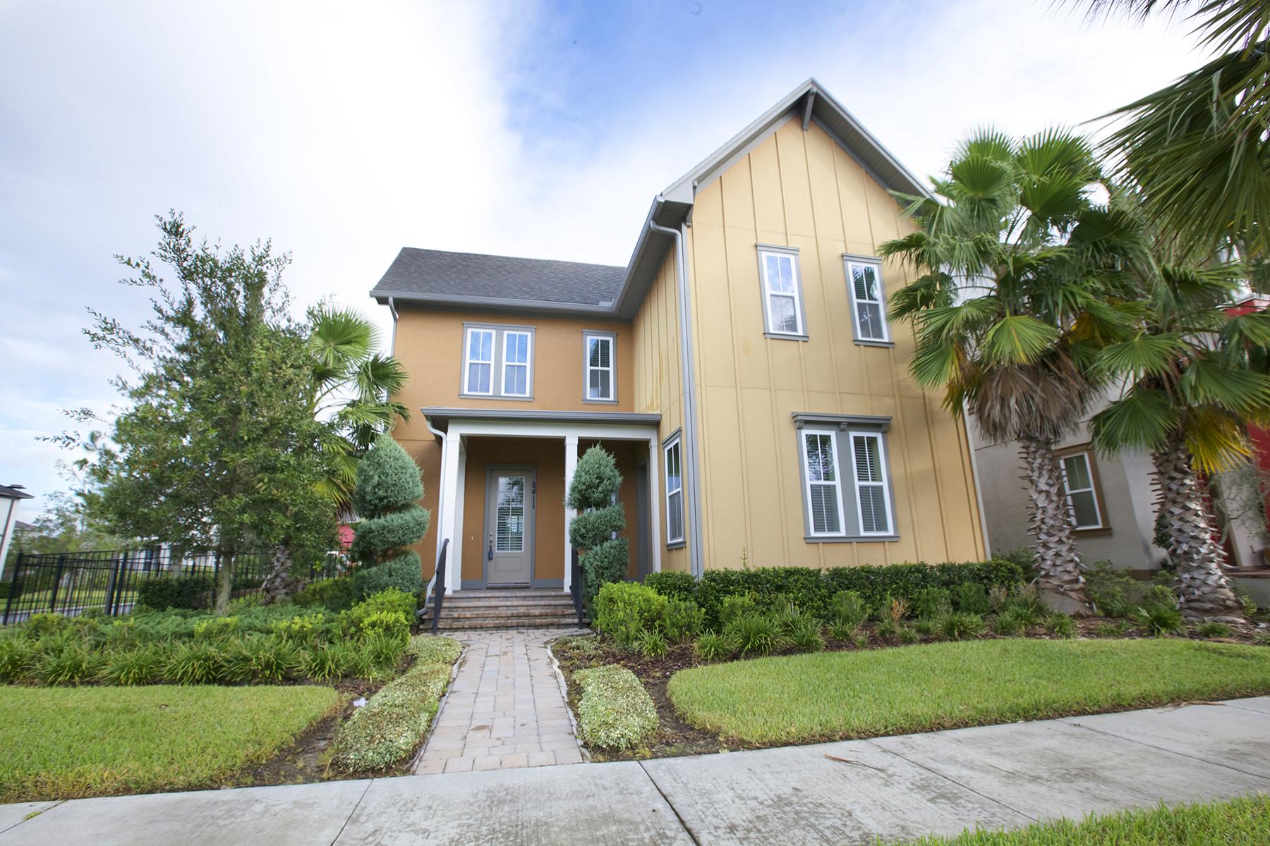 Single Family Home for Sale at ORLANDO - LAKE NONA 8411 Laureate Blvd Orlando, Florida, 32827 United States