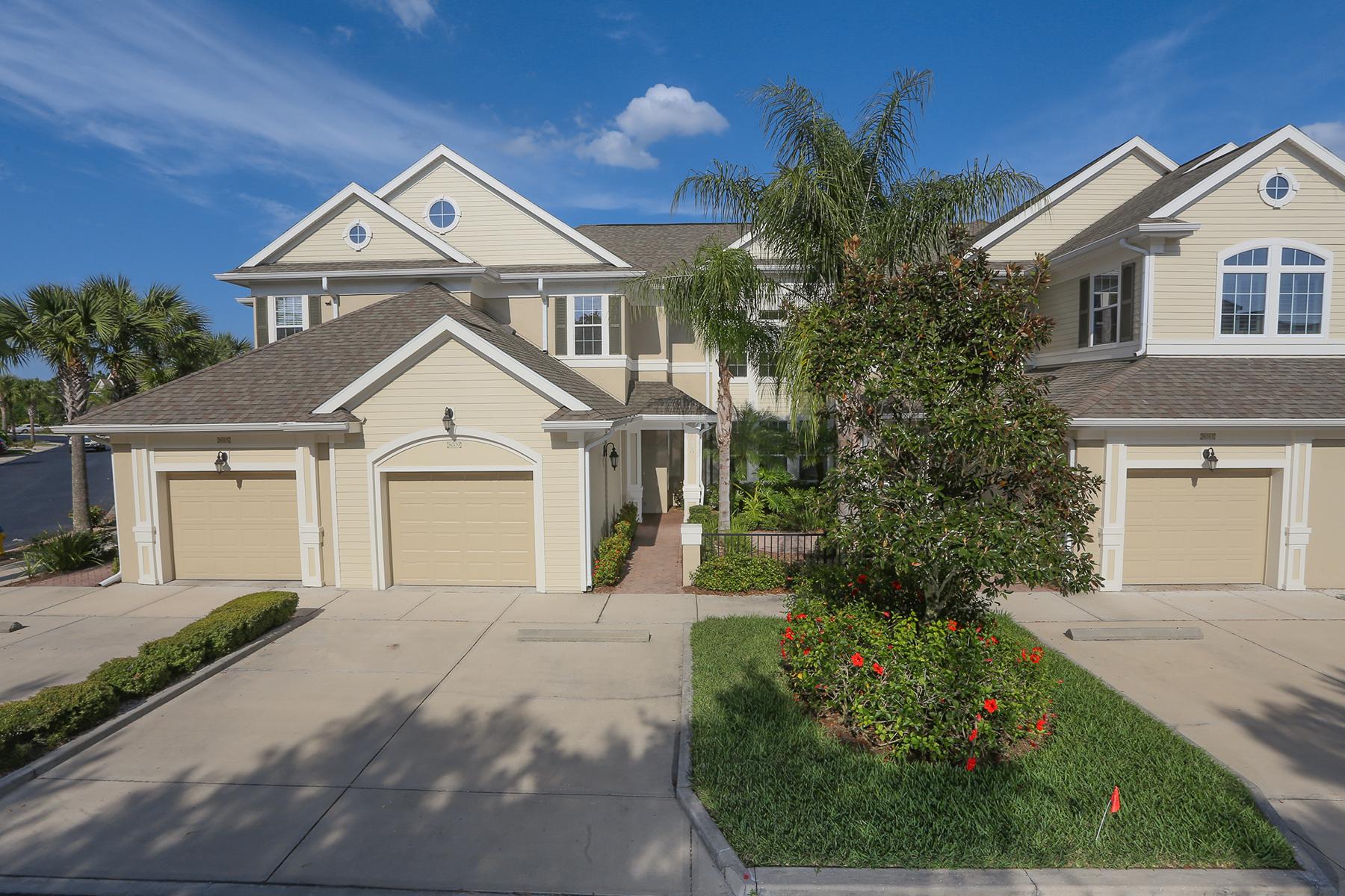 Condominium for Sale at SAVANNAH PRESERVE 8009 Tybee Ct 8009 University Park, Florida 34201 United States