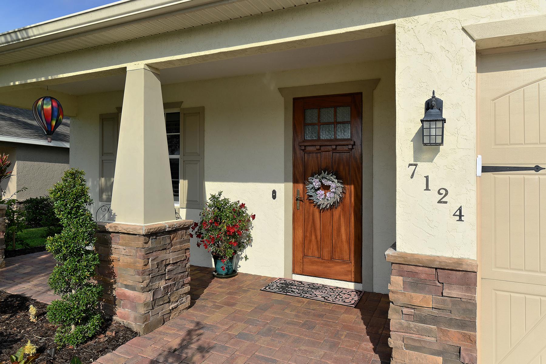 Vivienda unifamiliar por un Venta en COTTAGES AT BLU VISTA 7124 34th St E Sarasota, Florida, 34243 Estados Unidos