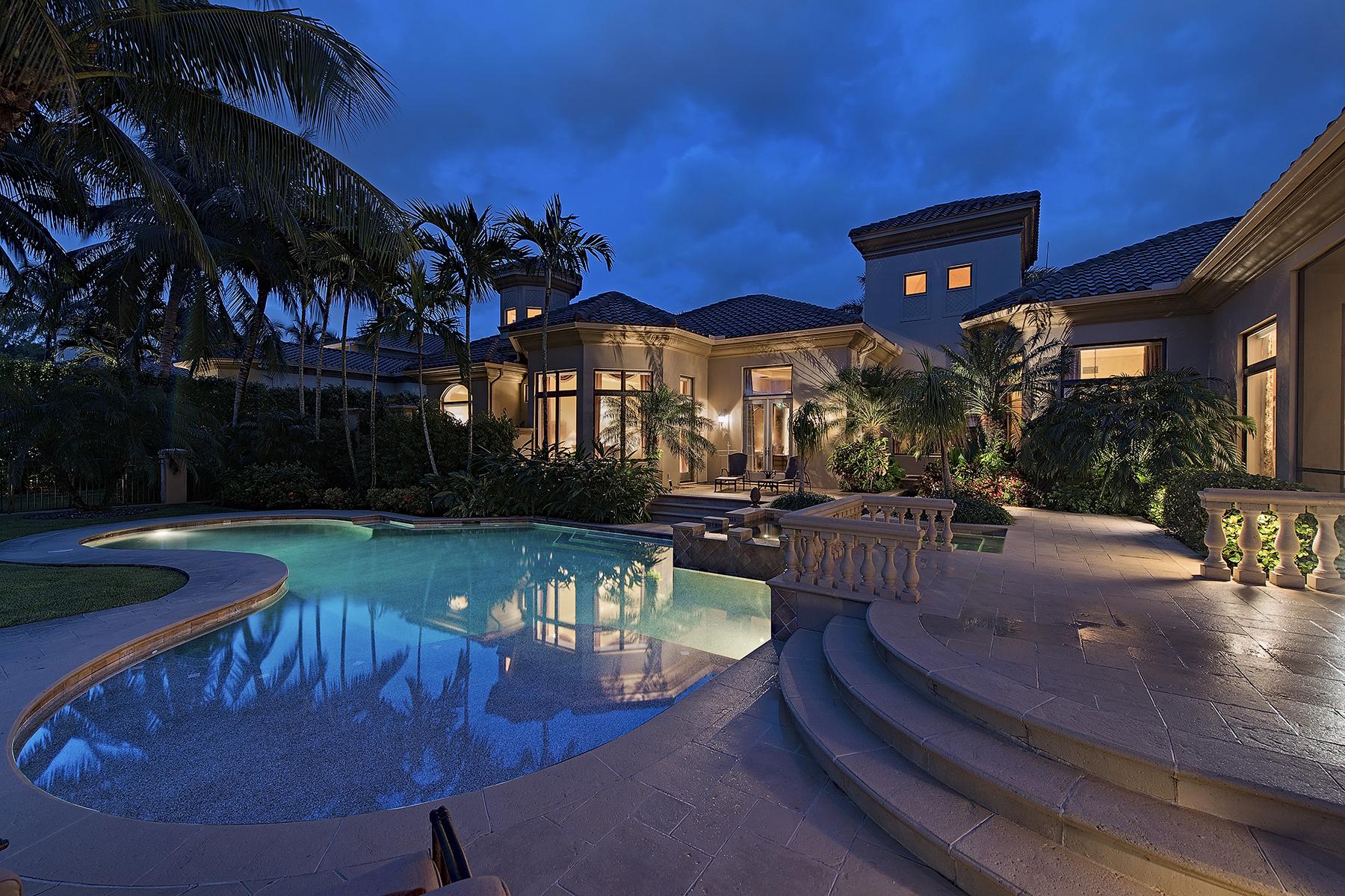 Villa per Vendita alle ore 1425 Nighthawk Pt , Naples, FL 34105 1425 Nighthawk Pt Naples, Florida, 34105 Stati Uniti