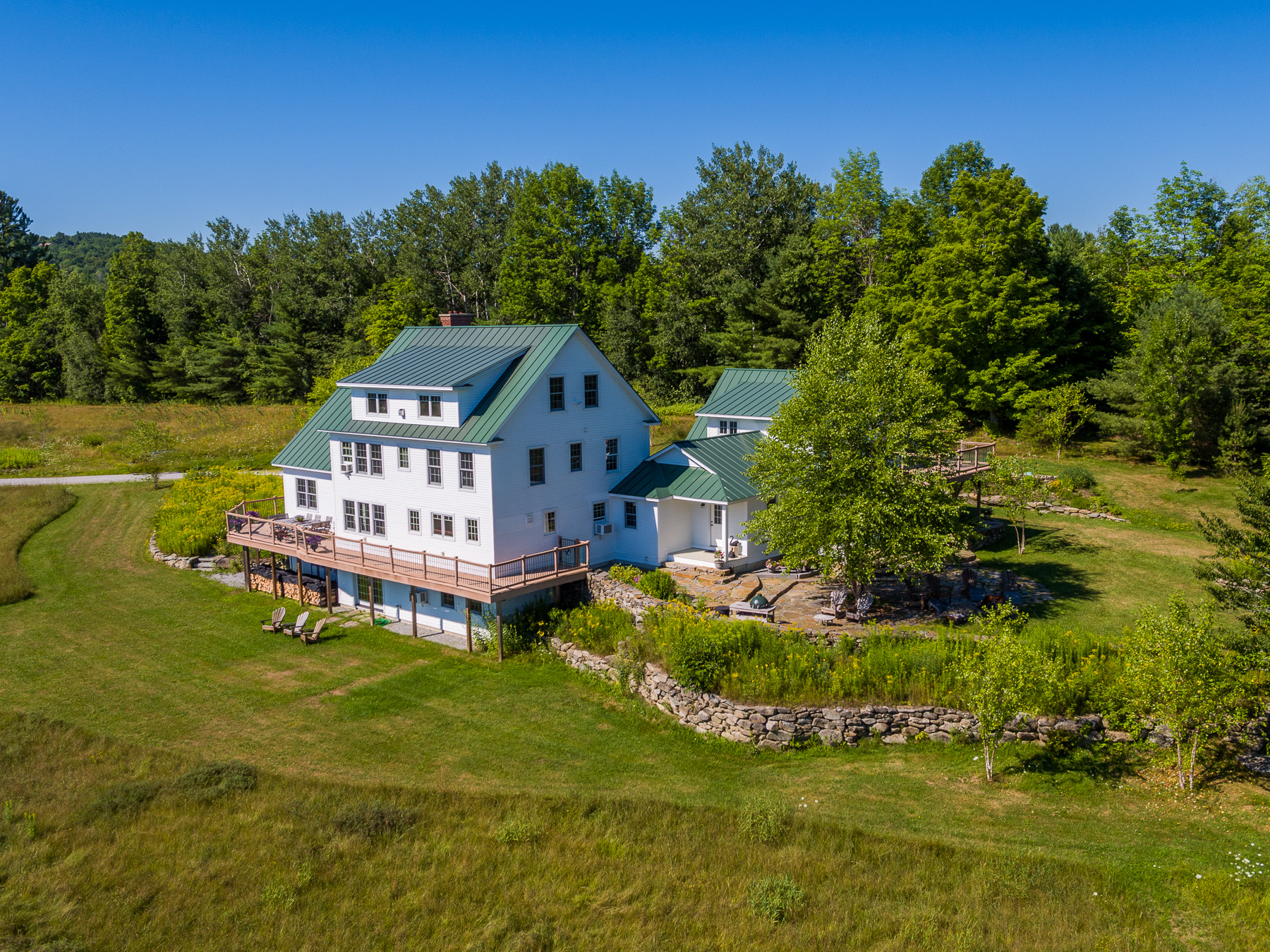 Single Family Home for Sale at 593 Lear Hill Road Rd, Unity Unity, New Hampshire, 03773 United States