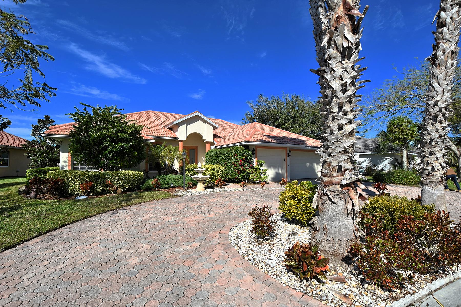 Maison unifamiliale pour l Vente à PARK TRACE ESTATES 146 Willow Bend Way Osprey, Florida 34229 États-Unis