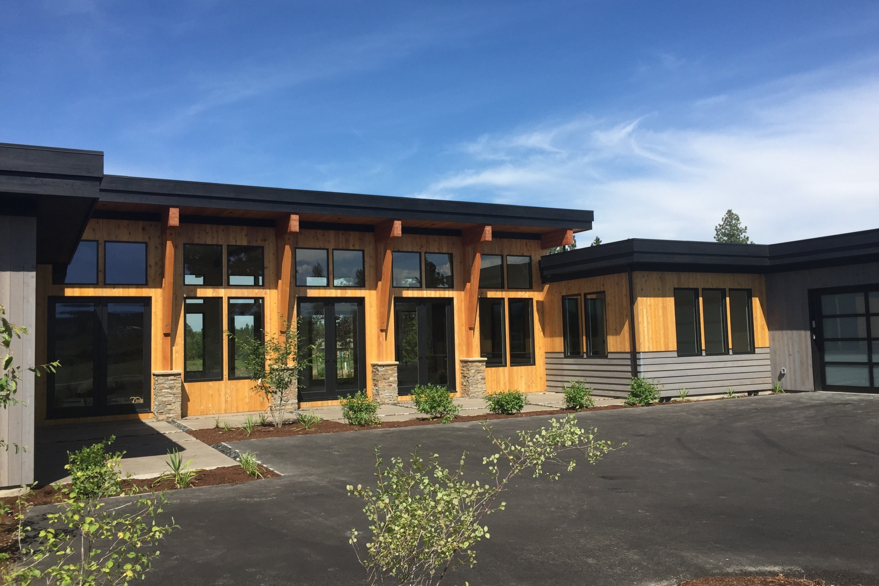 sales property at Striking New Northwest Contemporary